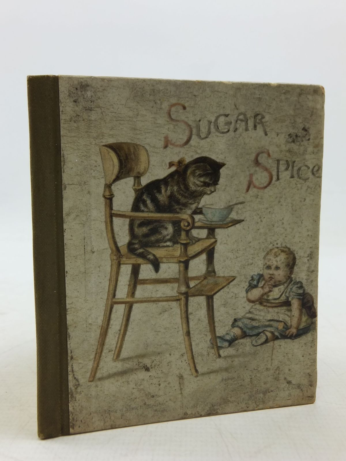 Photo of SUGAR AND SPICE published by Ernest Nister (STOCK CODE: 1709390)  for sale by Stella & Rose's Books