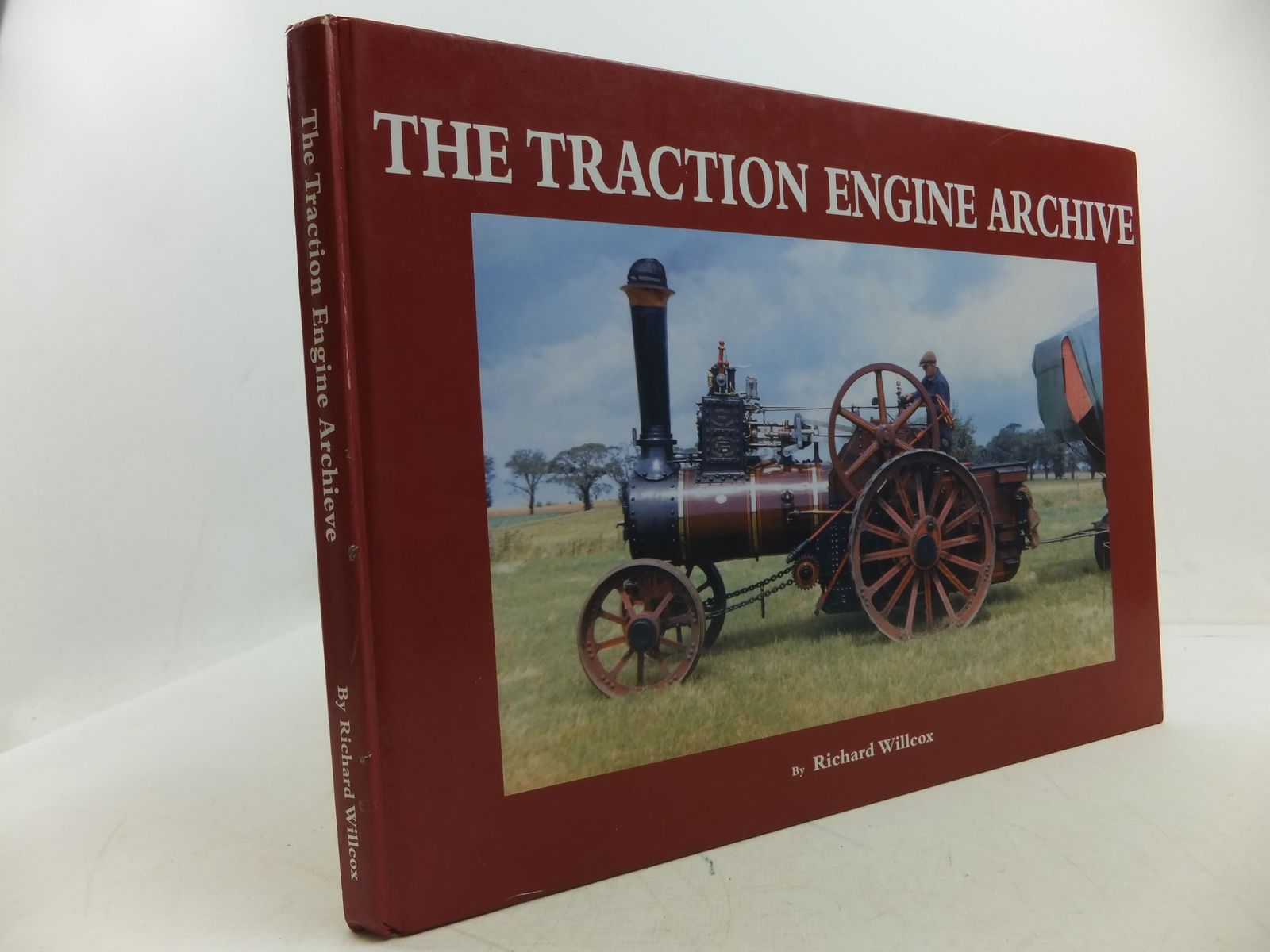 Photo of THE TRACTION ENGINE ARCHIVE written by Willcox, Richard published by The Road Locomotive Society (STOCK CODE: 1709397)  for sale by Stella & Rose's Books