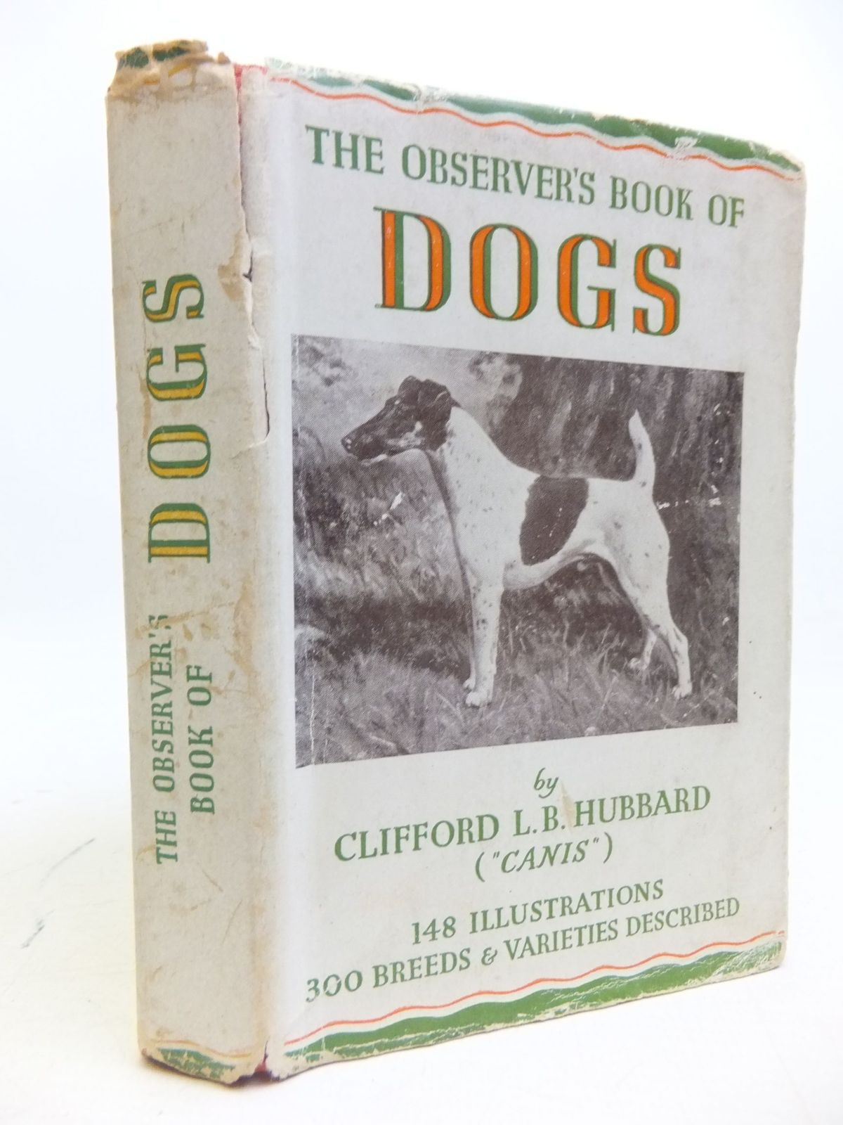 Photo of THE OBSERVER'S BOOK OF DOGS written by Hubbard, Clifford L.B. published by Frederick Warne & Co Ltd. (STOCK CODE: 1709506)  for sale by Stella & Rose's Books