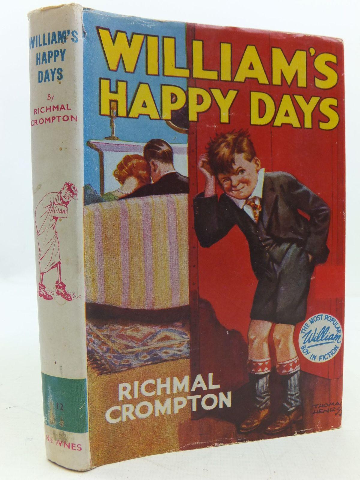 Photo of WILLIAM'S HAPPY DAYS