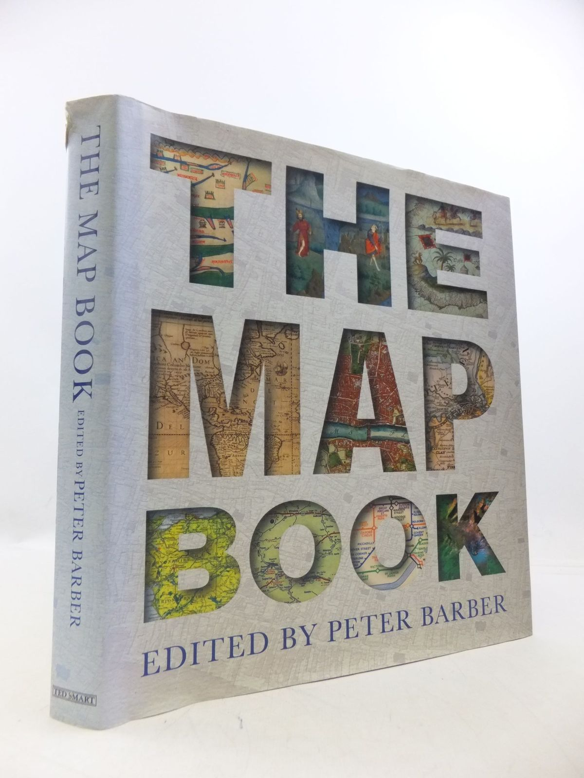 Photo of THE MAP BOOK written by Barber, Peter published by Ted Smart (STOCK CODE: 1709641)  for sale by Stella & Rose's Books