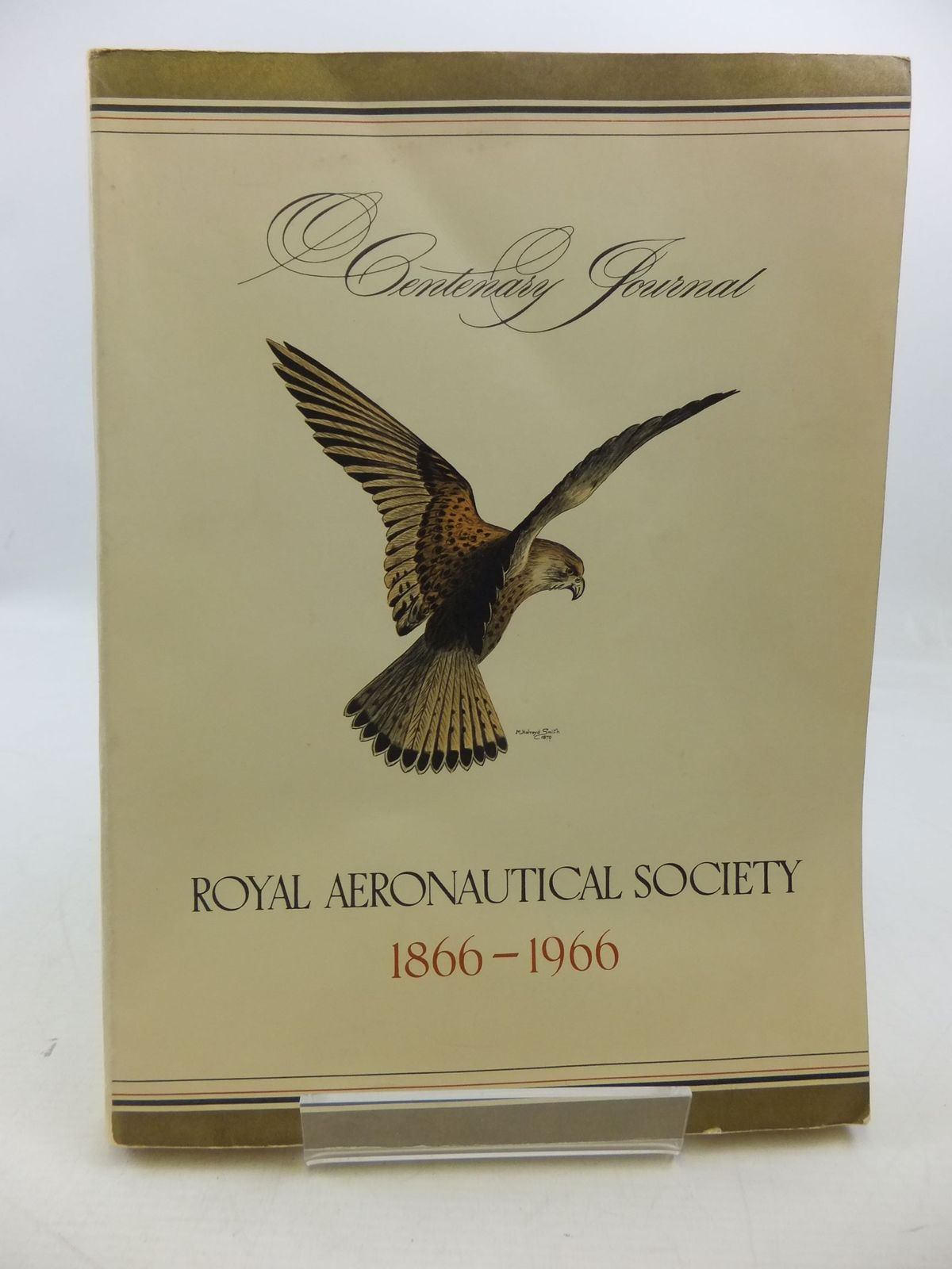Photo of JOURNAL OF THE ROYAL AERONAUTICAL SOCIETY VOL 70 published by The Royal Aeronautical Society (STOCK CODE: 1709644)  for sale by Stella & Rose's Books