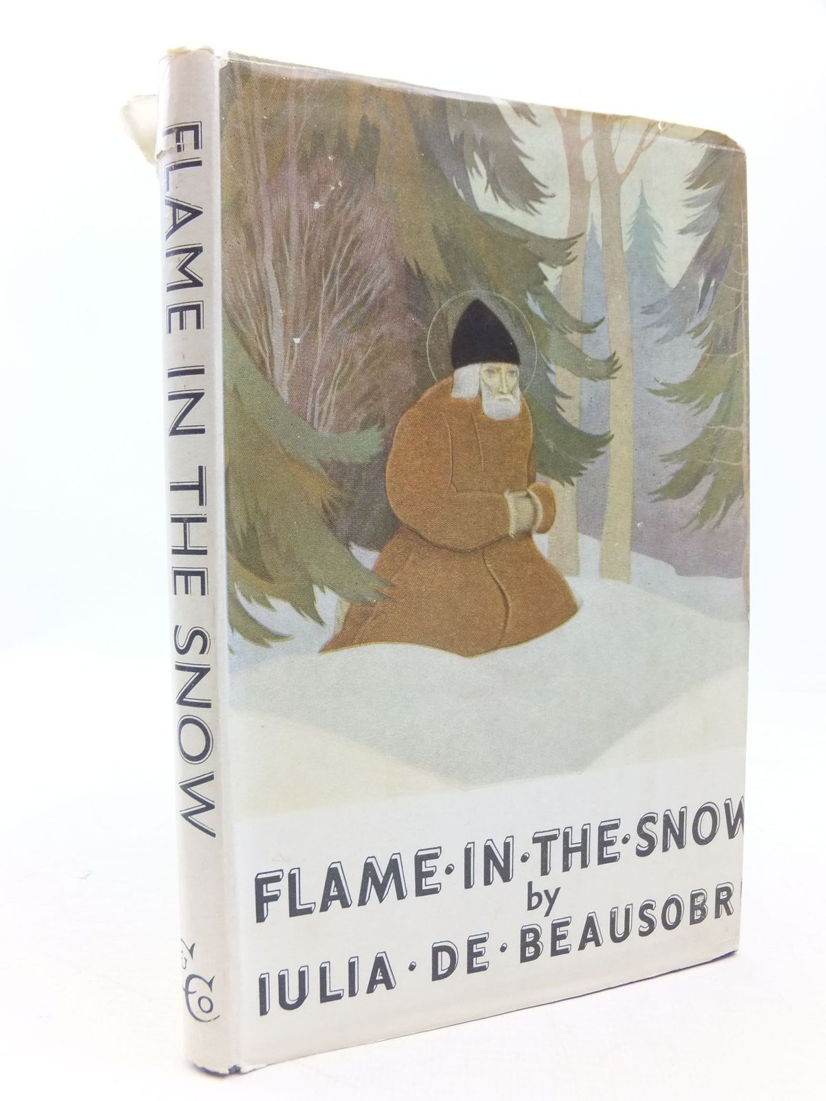 Photo of FLAME IN THE SNOW A RUSSIAN LEGEND written by De Beausobre, Iulia published by Constable (STOCK CODE: 1709687)  for sale by Stella & Rose's Books