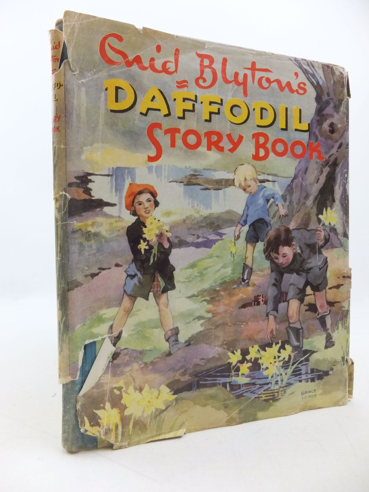 Photo of ENID BLYTON'S DAFFODIL STORY BOOK written by Blyton, Enid published by Latimer House Limited (STOCK CODE: 1709723)  for sale by Stella & Rose's Books