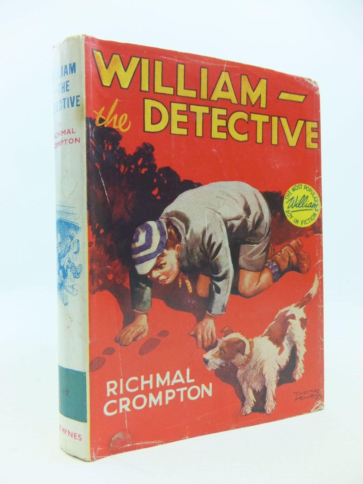 Photo of WILLIAM THE DETECTIVE