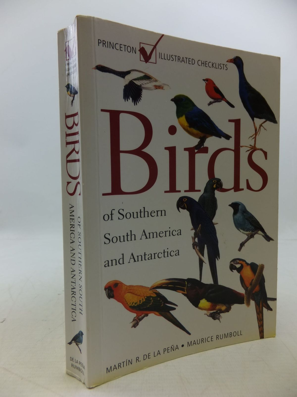 Photo of BIRDS OF SOUTHERN SOUTH AMERICA AND ANTARCTICA written by Del La Pena, Martin R.<br />Rumboll, Maurice illustrated by Carrizo, Gustavo<br />et al., published by Princeton University Press (STOCK CODE: 1709821)  for sale by Stella & Rose's Books