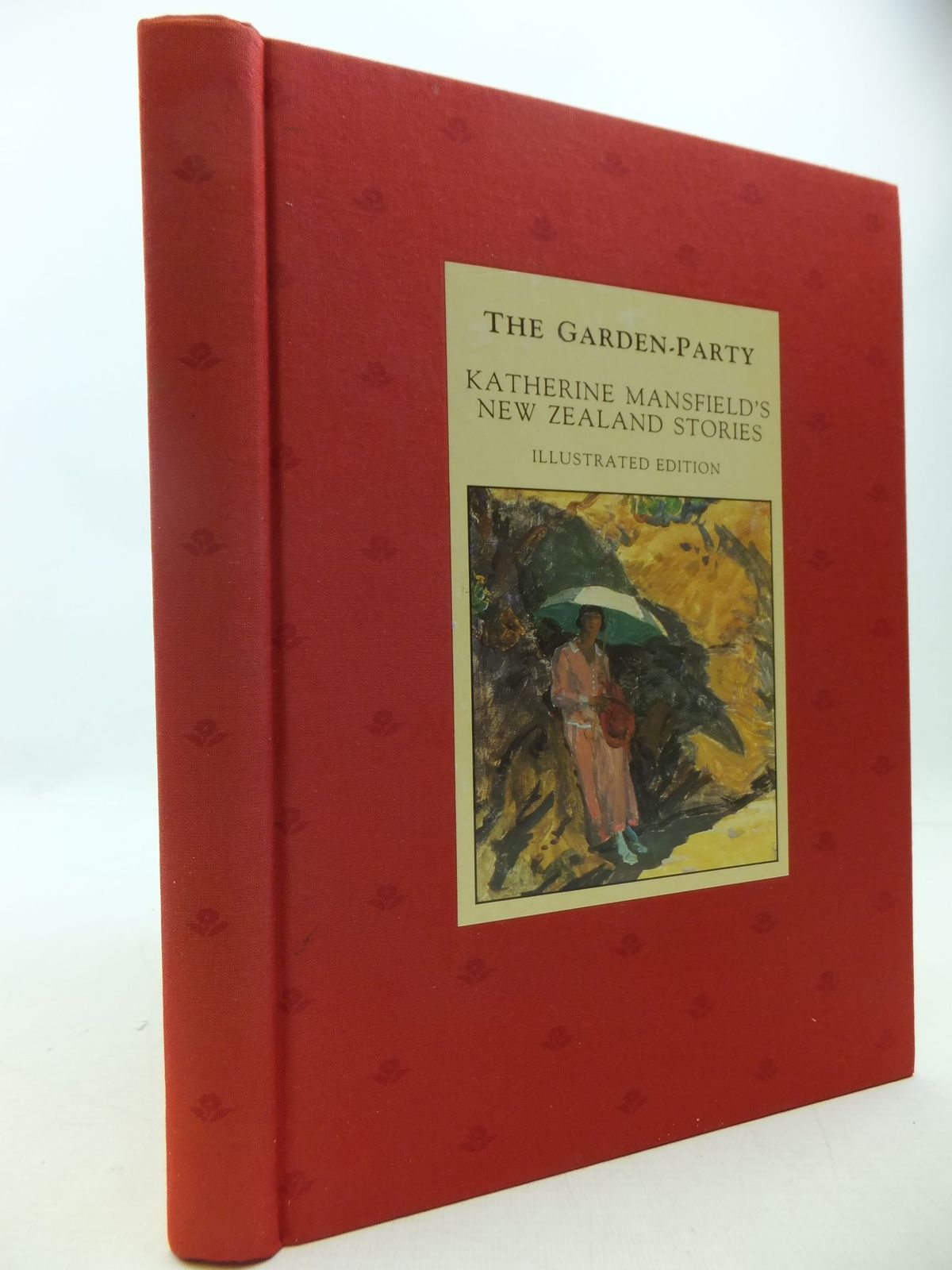 Photo of THE GARDEN-PARTY KATHERINE MANSFIELD'S NEW ZEALAND STORIES written by Mansfield, Katherine published by Hutchinson (STOCK CODE: 1709843)  for sale by Stella & Rose's Books