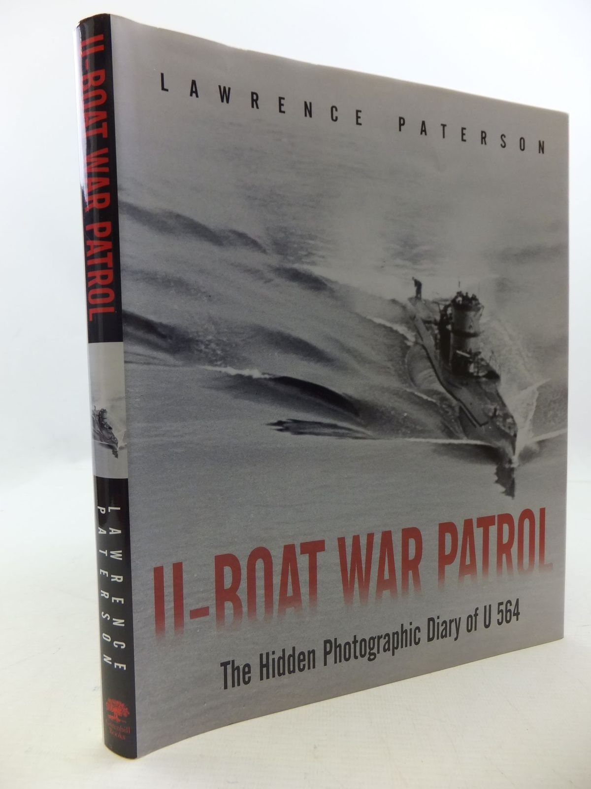 Photo of U-BOAT WAR PATROL THE HIDDEN PHOTOGRAPHIC DIARY OF U 564 written by Paterson, Lawrence published by Greenhill Books, Stackpole Books (STOCK CODE: 1709857)  for sale by Stella & Rose's Books
