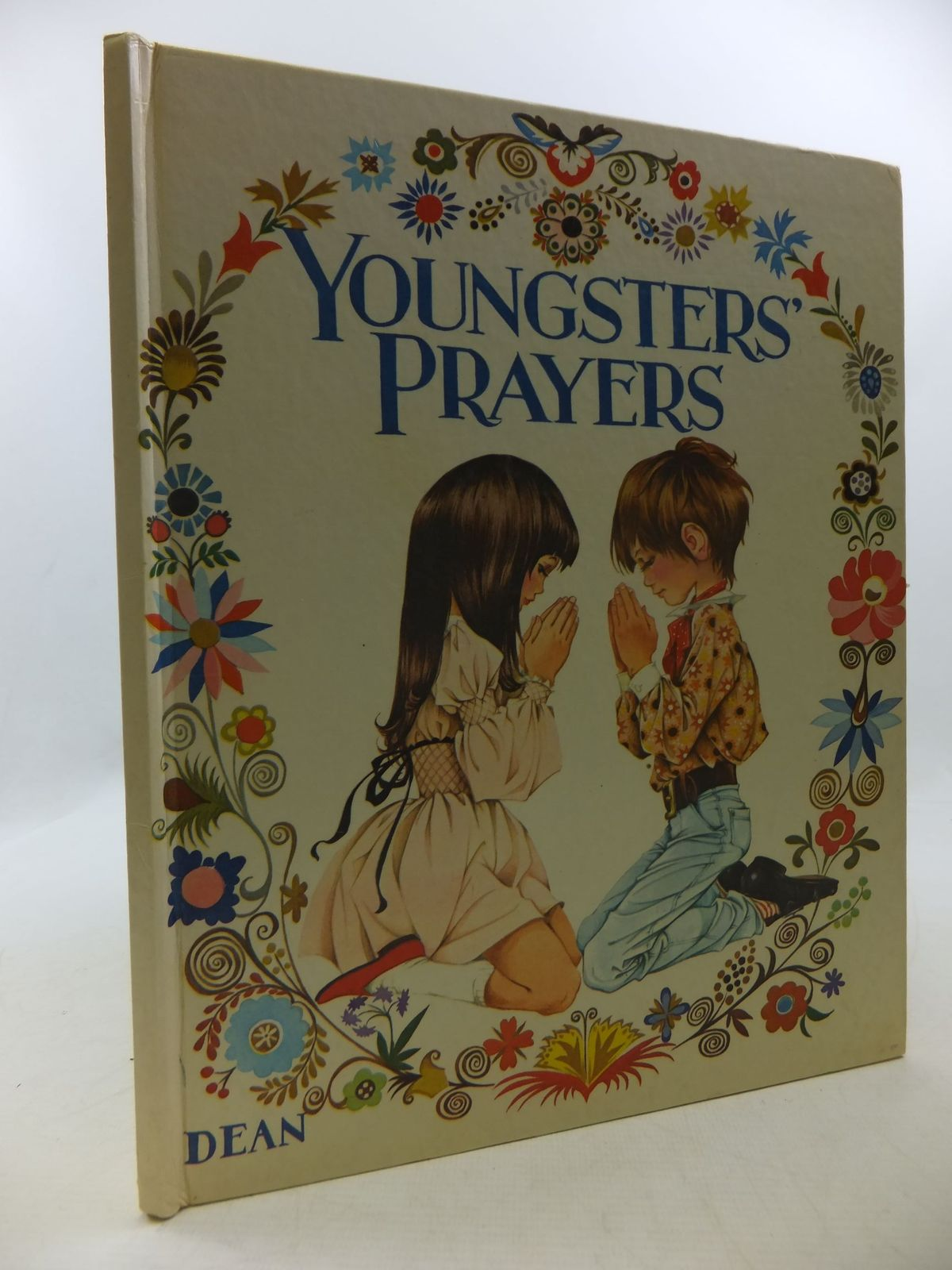 Photo of YOUNGSTERS' PRAYERS illustrated by Johnstone, Janet Grahame<br />Johnstone, Anne Grahame published by Dean & Son Ltd. (STOCK CODE: 1709891)  for sale by Stella & Rose's Books