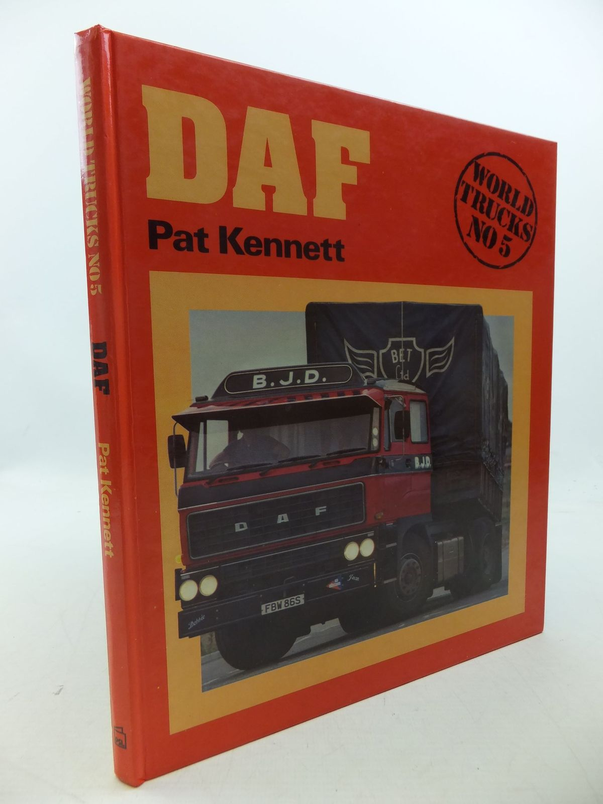 Photo of DAF written by Kennett, Pat published by Patrick Stephens (STOCK CODE: 1710094)  for sale by Stella & Rose's Books