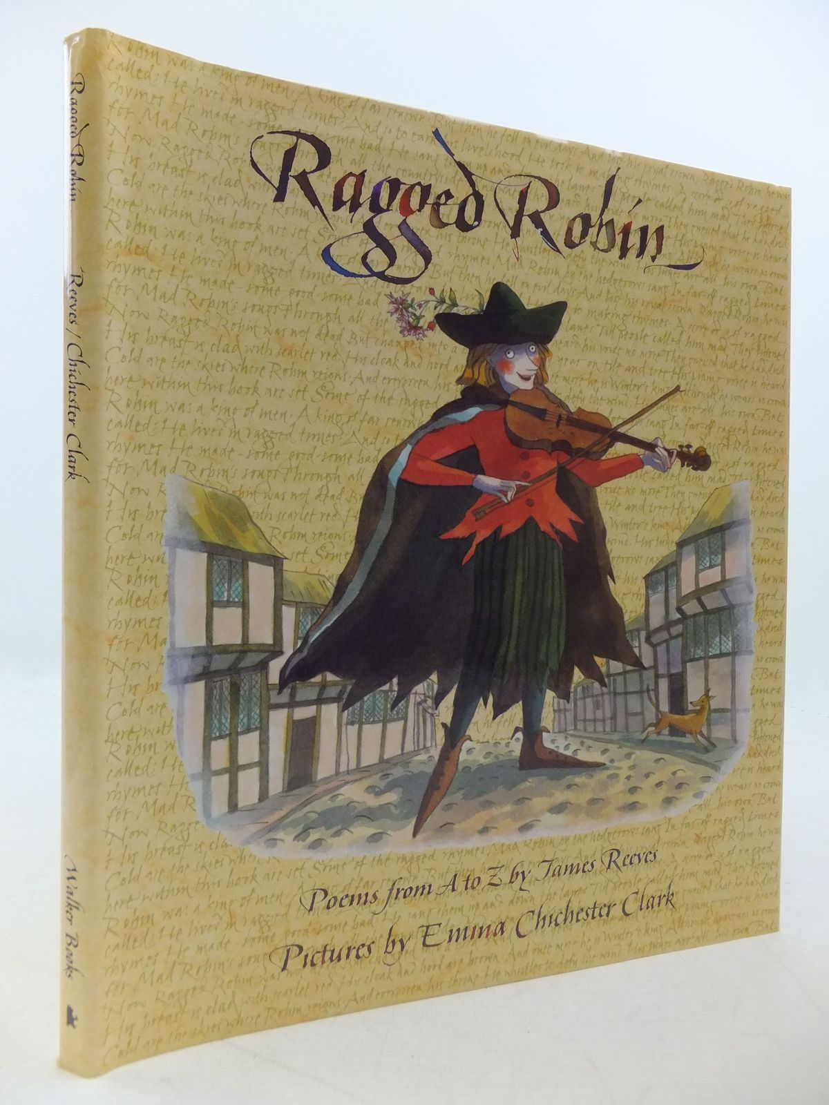 Photo of RAGGED ROBIN written by Reeves, James illustrated by Clark, Emma Chichester published by Walker Books (STOCK CODE: 1710162)  for sale by Stella & Rose's Books