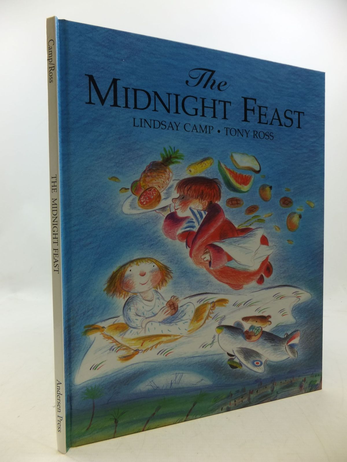Photo of THE MIDNIGHT FEAST written by Camp, Lindsay illustrated by Ross, Tony published by Andersen Press Ltd. (STOCK CODE: 1710218)  for sale by Stella & Rose's Books