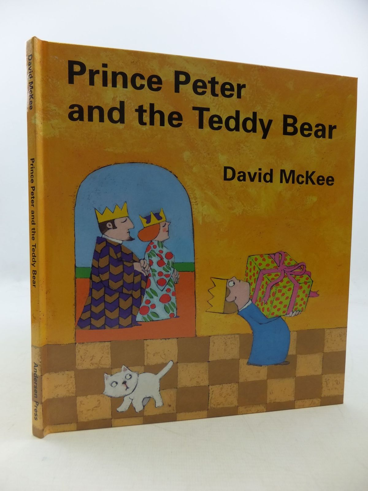 Photo of PRINCE PETER AND THE TEDDY BEAR