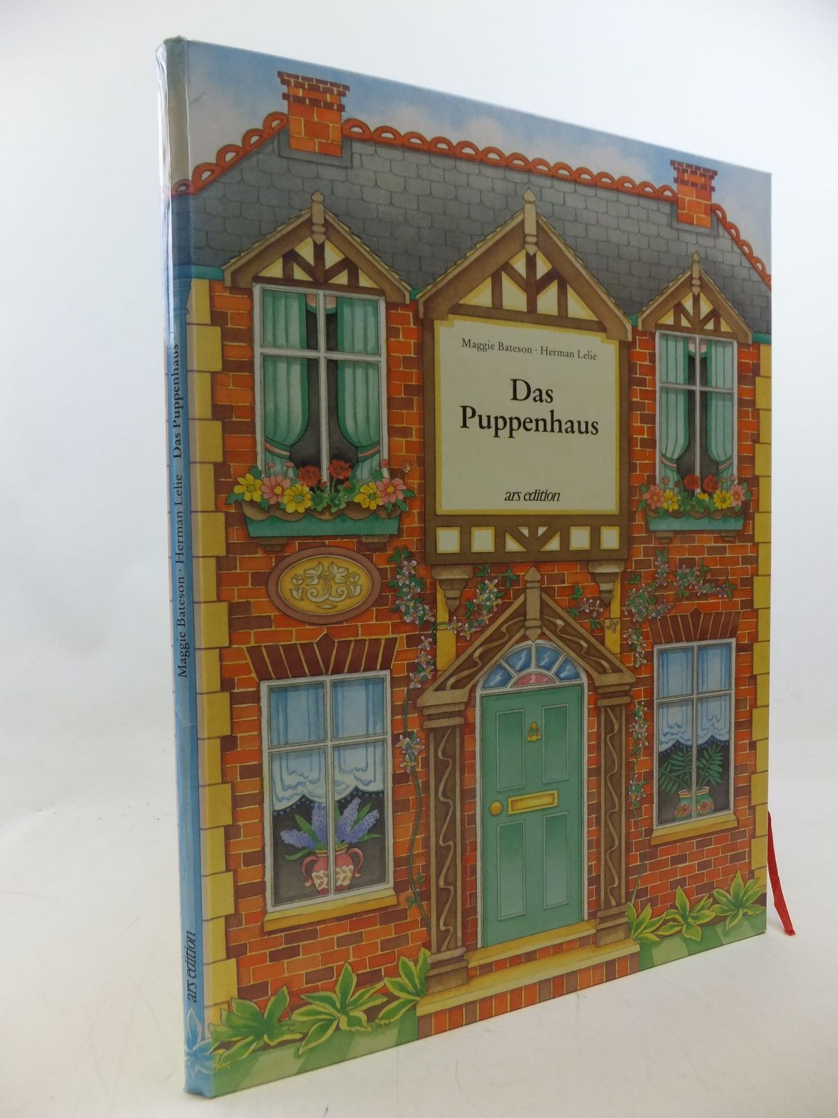 Photo of DAS PUPPENHAUS written by Bateson, Maggie illustrated by Lelie, Herman published by Ars Edition (STOCK CODE: 1710314)  for sale by Stella & Rose's Books
