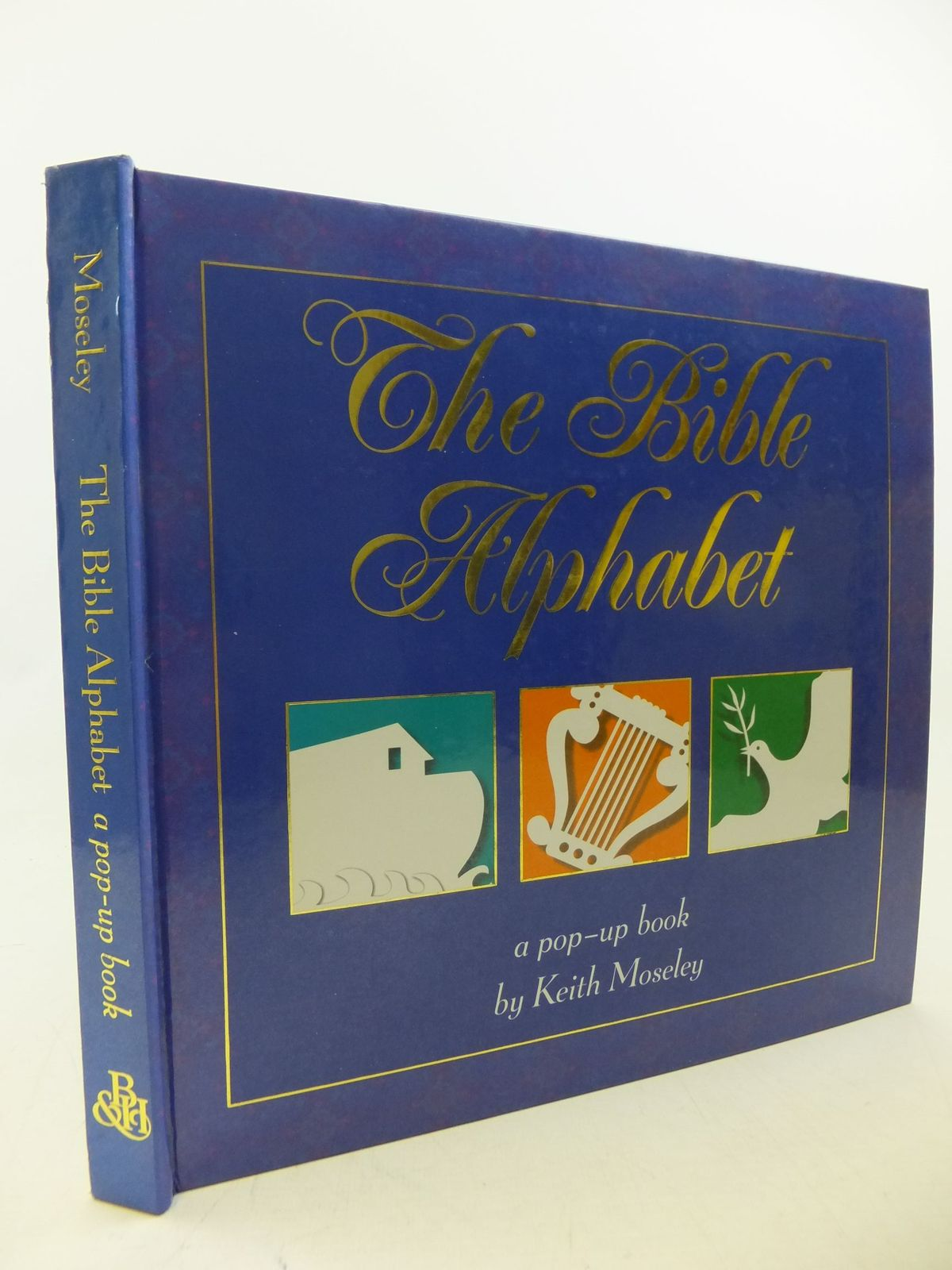 Photo of THE BIBLE ALPHABET A POP-UP BOOK