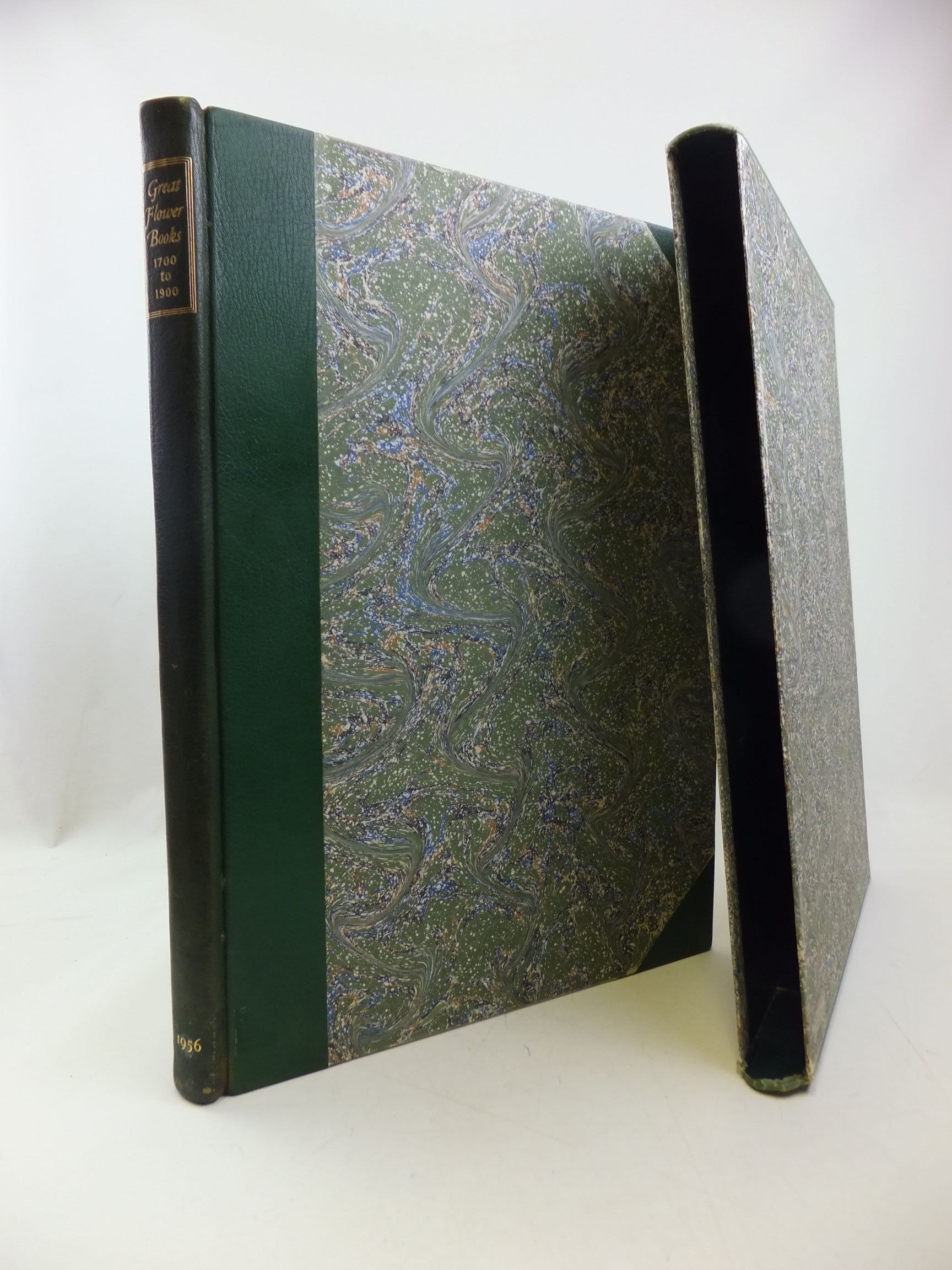 Photo of GREAT FLOWER BOOKS 1700-1900 written by Sitwell, Sacheverell<br />Blunt, Wilfrid published by Collins (STOCK CODE: 1710390)  for sale by Stella & Rose's Books