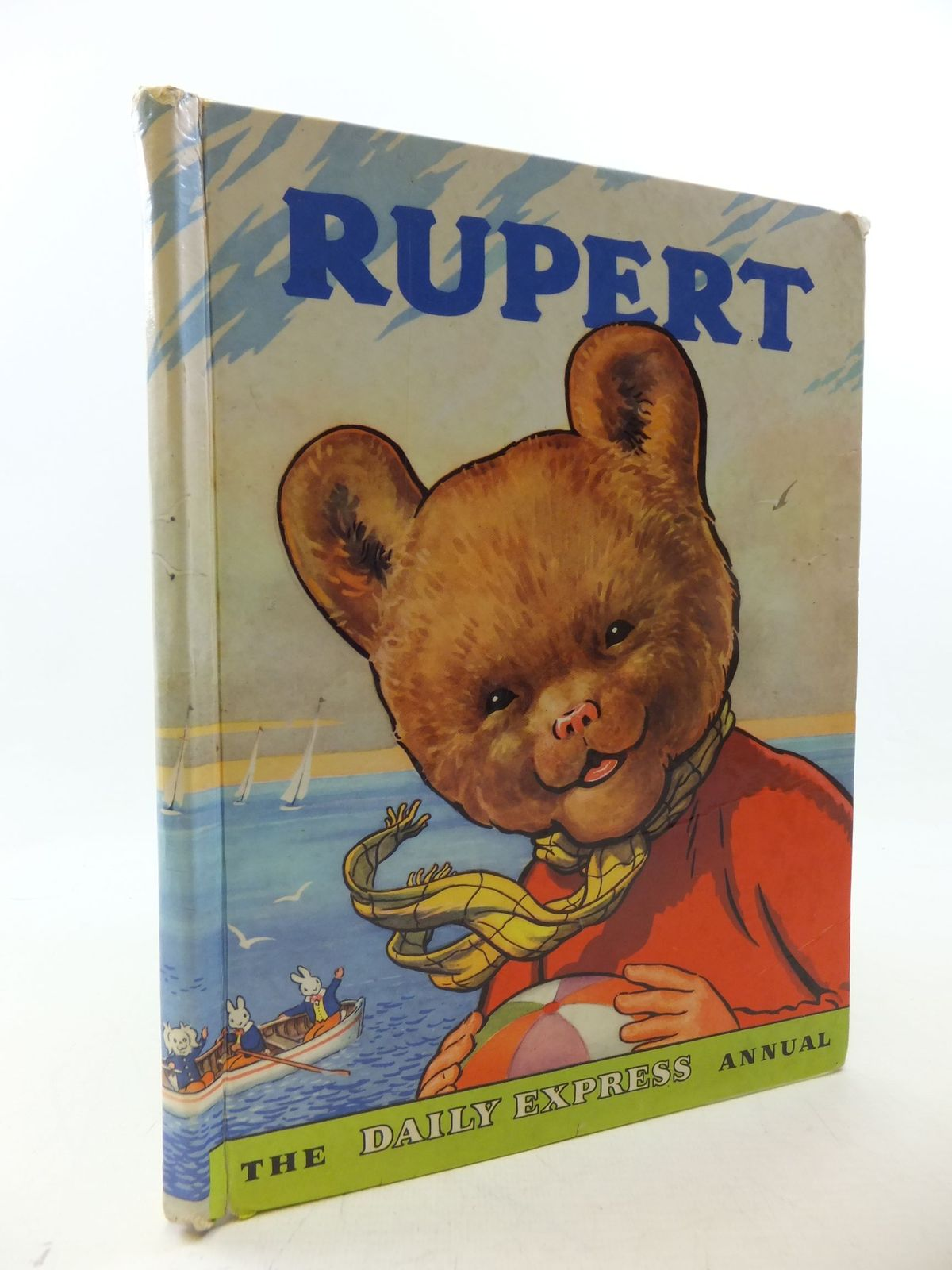 Photo of RUPERT ANNUAL 1959 written by Bestall, Alfred illustrated by Bestall, Alfred published by Daily Express (STOCK CODE: 1710467)  for sale by Stella & Rose's Books