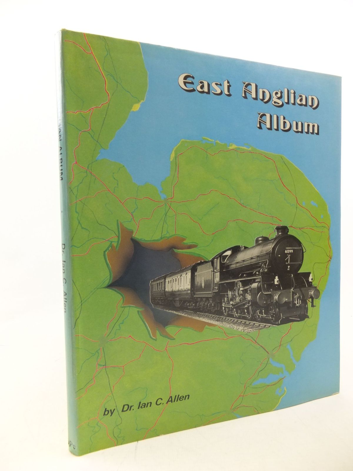 Photo of EAST ANGLIAN ALBUM written by Allen, Ian C. published by Oxford Publishing (STOCK CODE: 1710522)  for sale by Stella & Rose's Books