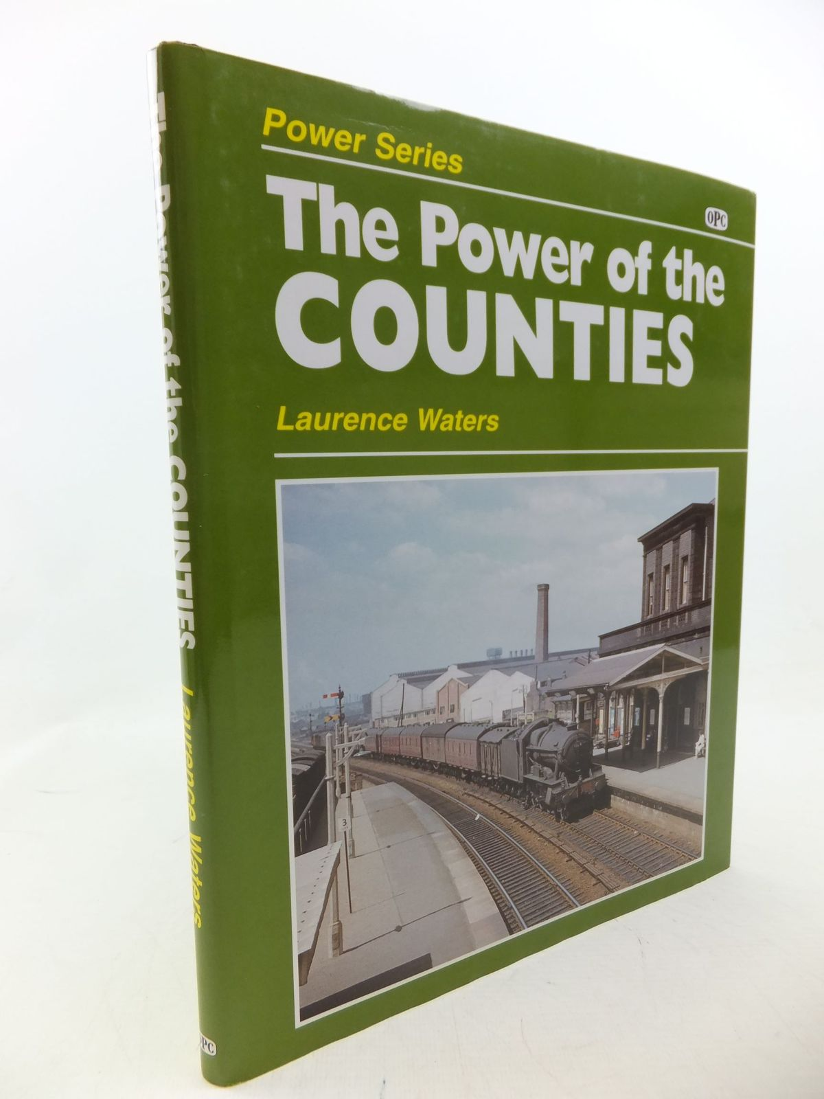 Photo of THE POWER OF THE COUNTIES written by Waters, Laurence published by Oxford Publishing (STOCK CODE: 1710542)  for sale by Stella & Rose's Books