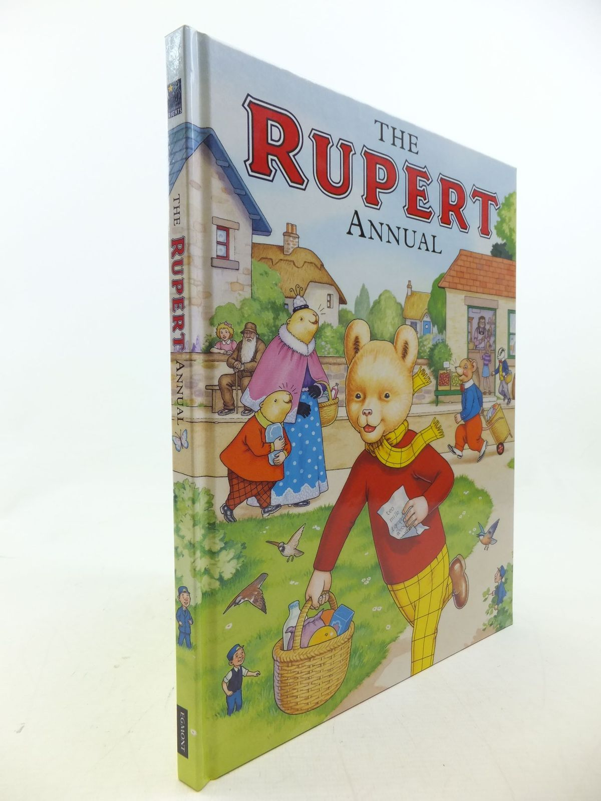 Photo of RUPERT ANNUAL 2007 written by Henderson, James illustrated by Harrold, John published by Egmont Uk Limited (STOCK CODE: 1710626)  for sale by Stella & Rose's Books
