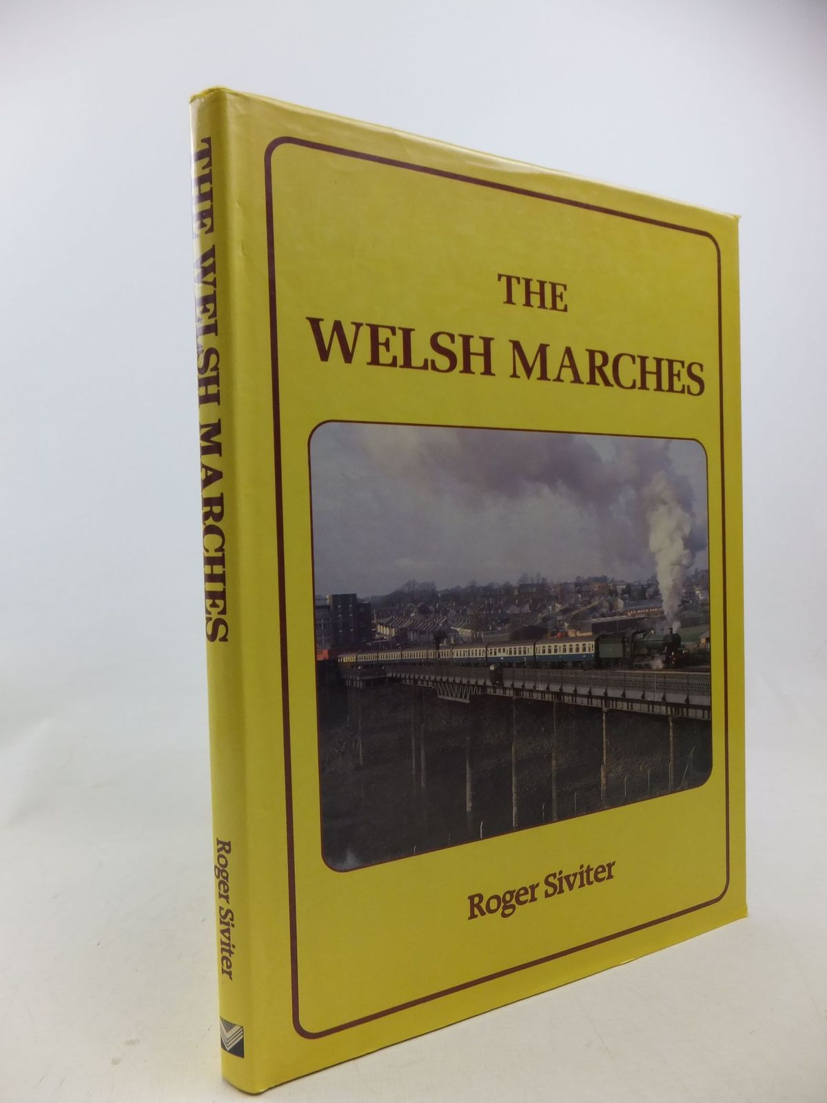 Photo of THE WELSH MARCHES written by Siviter, Roger published by Baton Transport (STOCK CODE: 1710638)  for sale by Stella & Rose's Books