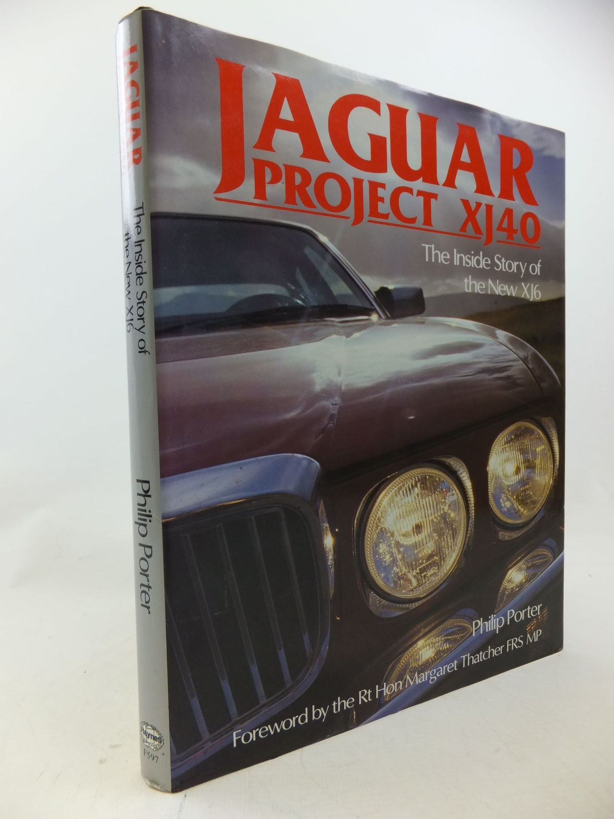 Photo of JAGUAR PROJECT XJ40 written by Porter, Philip published by Haynes Publishing Group, Foulis (STOCK CODE: 1710645)  for sale by Stella & Rose's Books