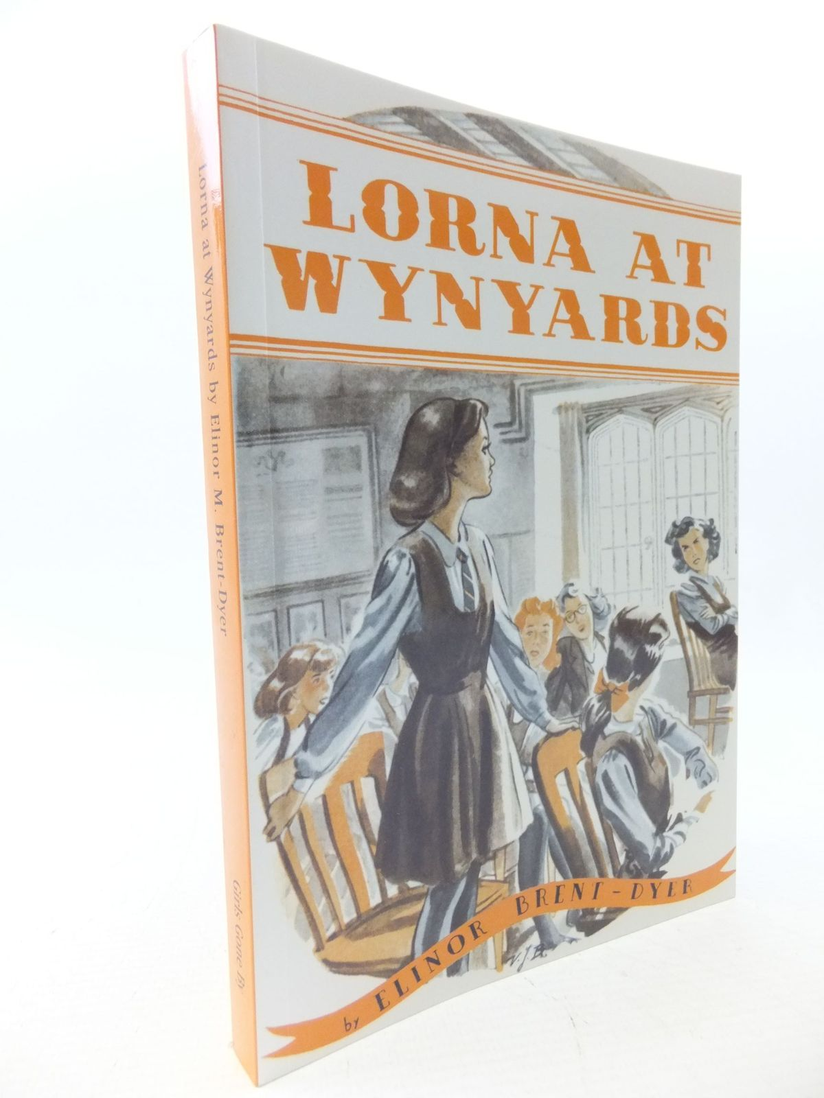 Photo of LORNA AT WYNYARDS written by Brent-Dyer, Elinor M. published by Girls Gone By (STOCK CODE: 1710764)  for sale by Stella & Rose's Books