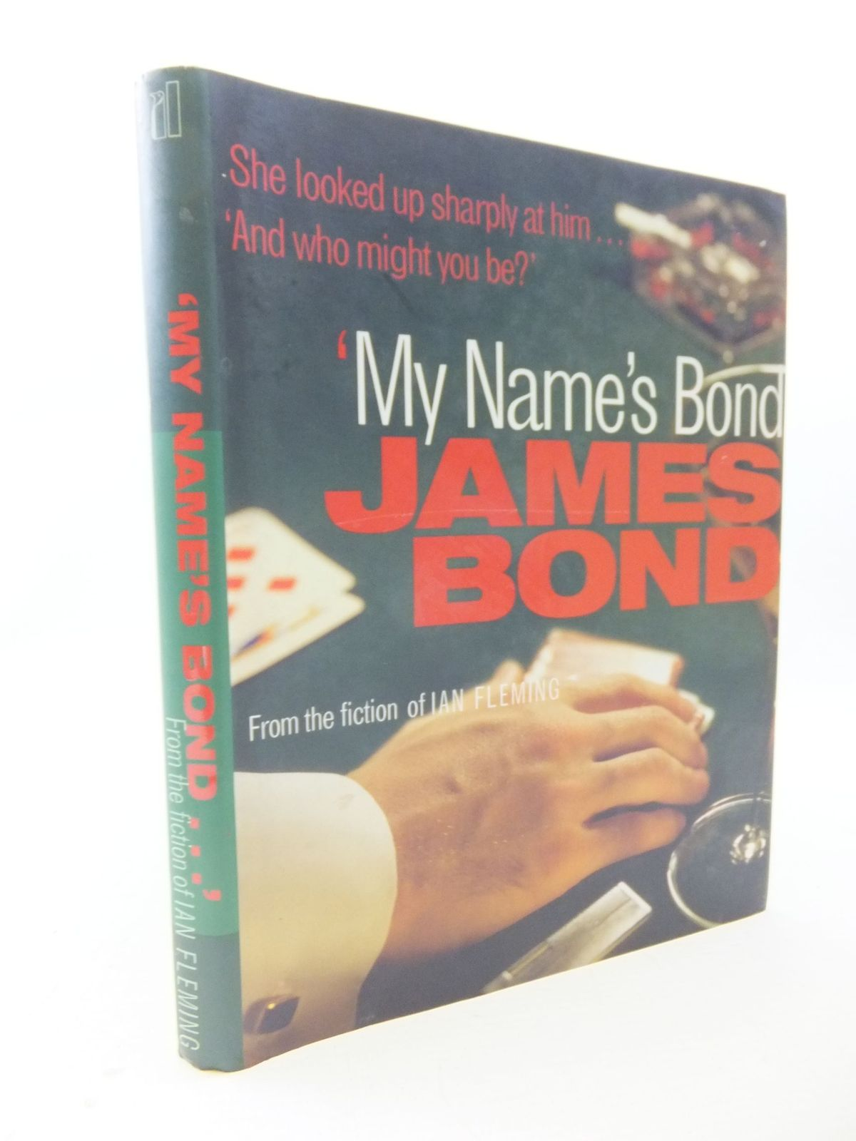Photo of 'MY NAME'S BOND...' AN ANTHOLOGY FROM THE FICTION OF IAN FLEMING written by Winder, Simon<br />Fleming, Ian published by Allen Lane, Penguin Press (STOCK CODE: 1710773)  for sale by Stella & Rose's Books
