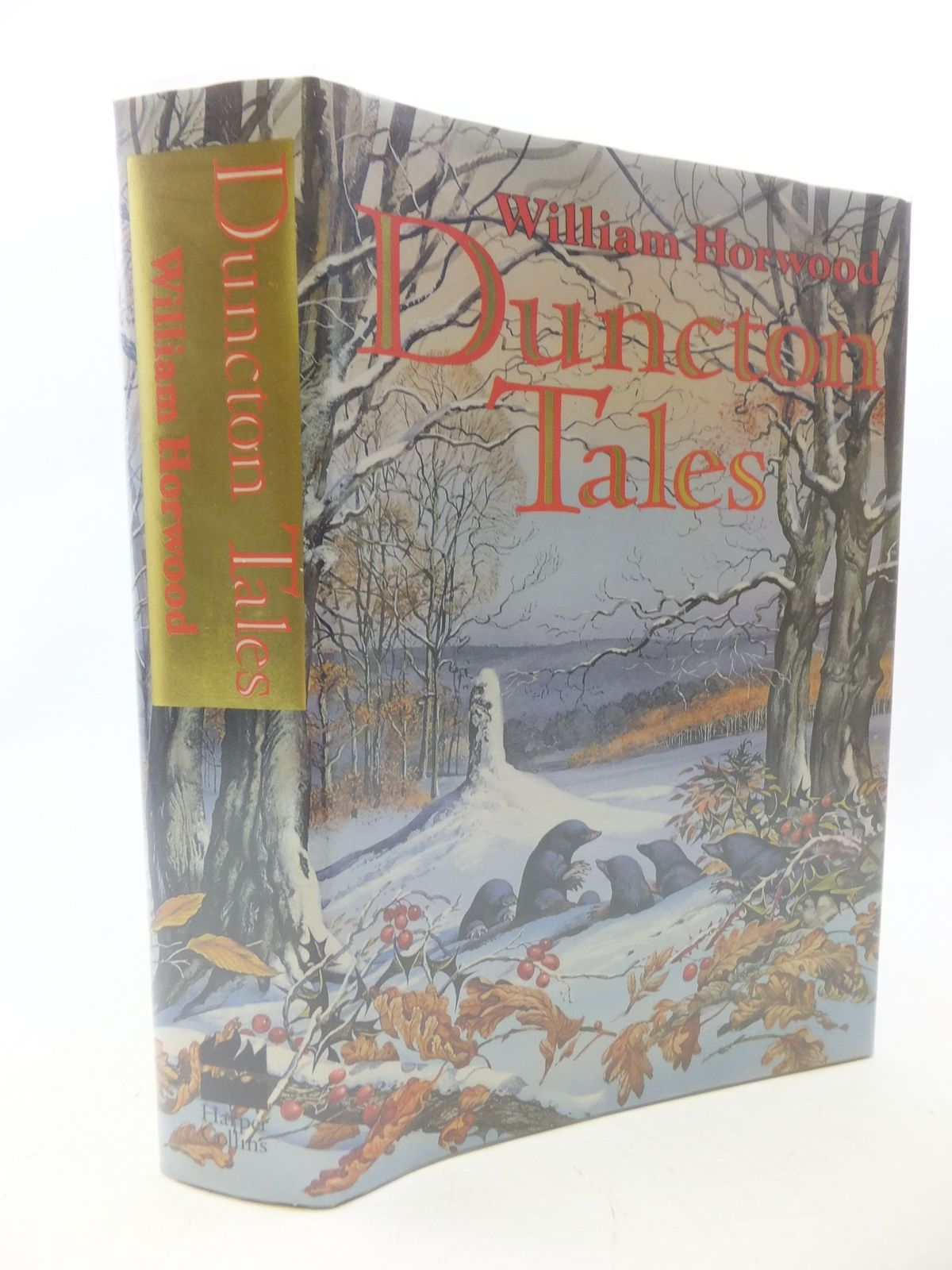 Photo of DUNCTON TALES written by Horwood, William published by Harper Collins (STOCK CODE: 1710781)  for sale by Stella & Rose's Books