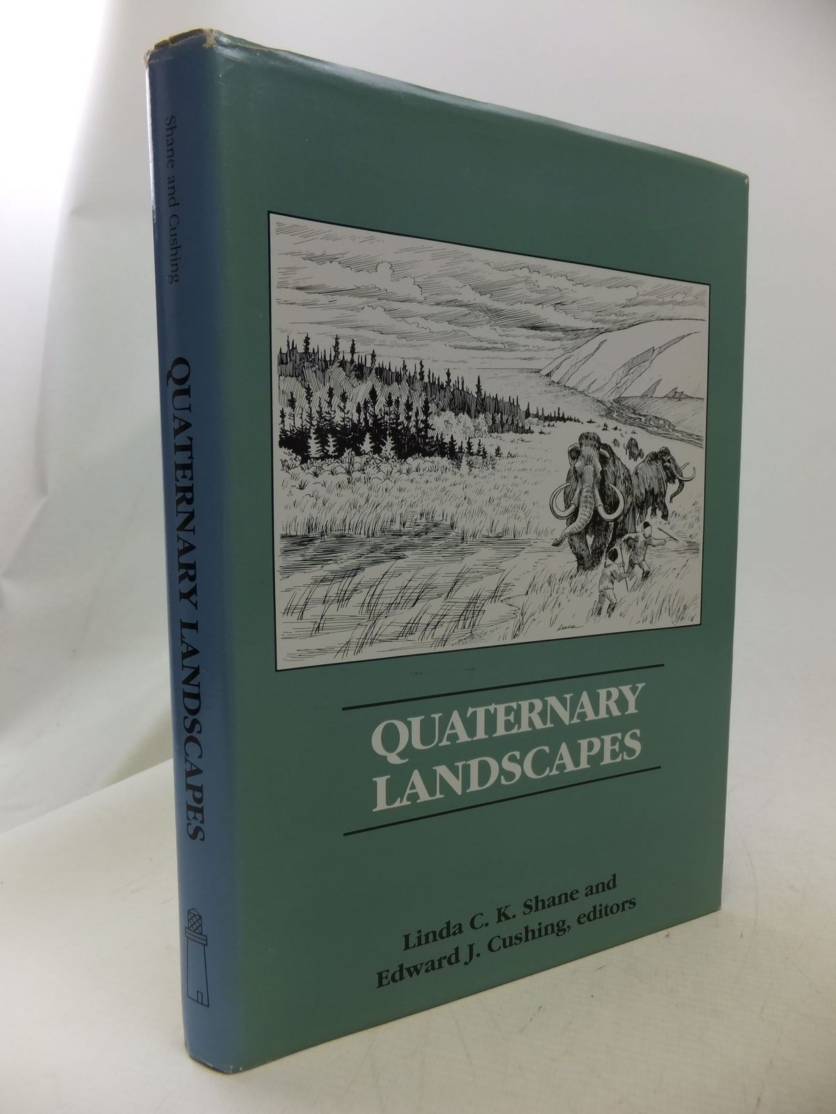 Photo of QUATERNARY LANDSCAPES written by Shane, Linda C.K.<br />Cushing, Edward J. published by Belhaven Press (STOCK CODE: 1710855)  for sale by Stella & Rose's Books