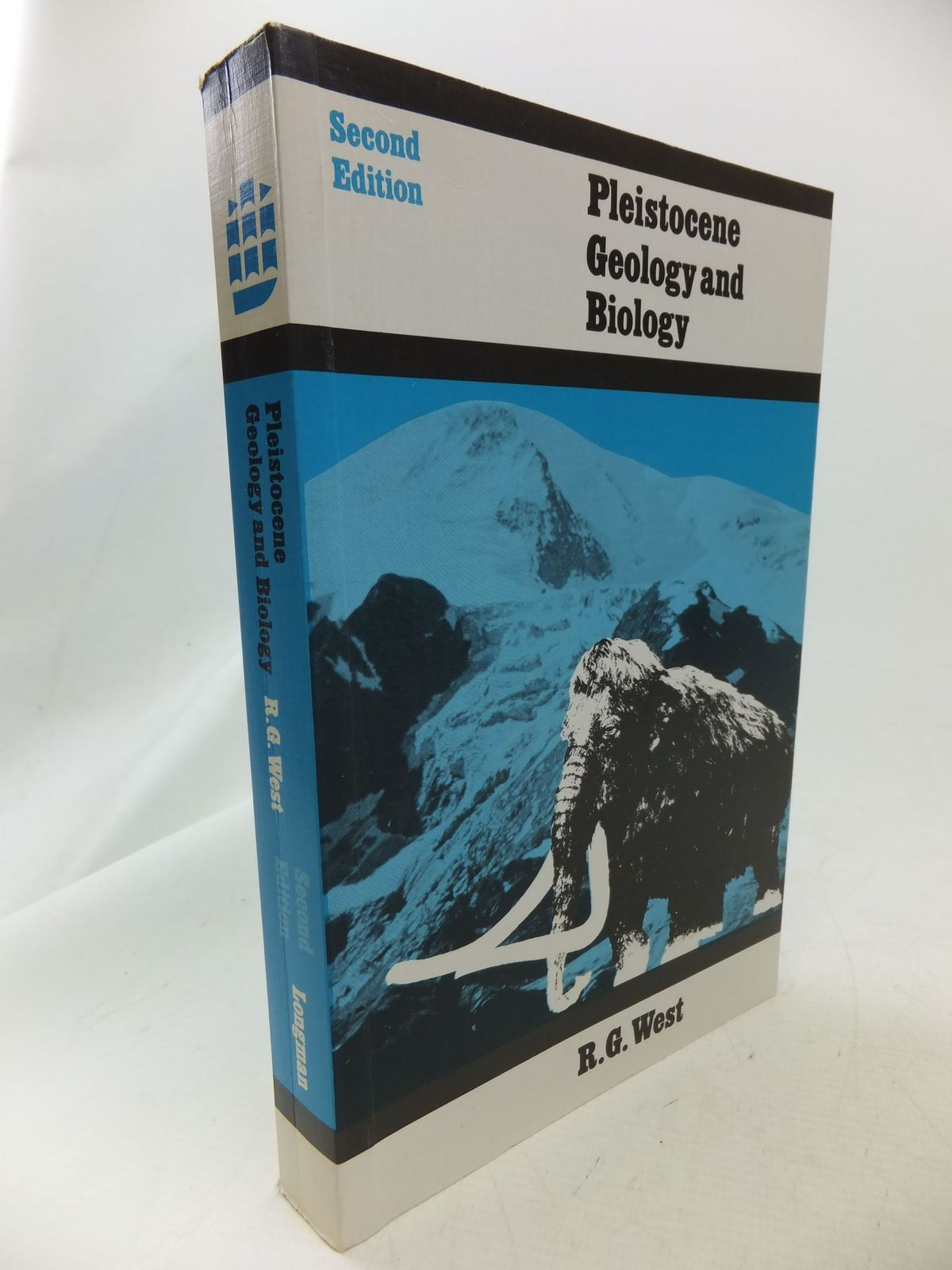 Photo of PLEISTOCENE GEOLOGY AND BIOLOGY written by West, R.G. published by Longman (STOCK CODE: 1710856)  for sale by Stella & Rose's Books
