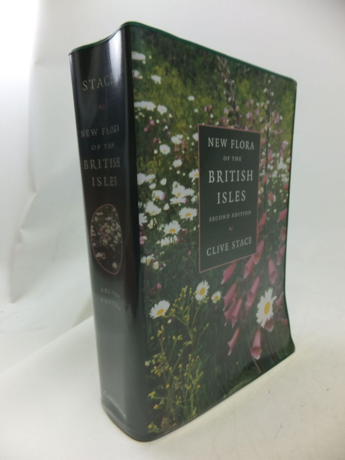 Photo of NEW FLORA OF THE BRITISH ISLES written by Stace, Clive illustrated by Thompson, Hilli<br />et al., published by Cambridge University Press (STOCK CODE: 1710868)  for sale by Stella & Rose's Books