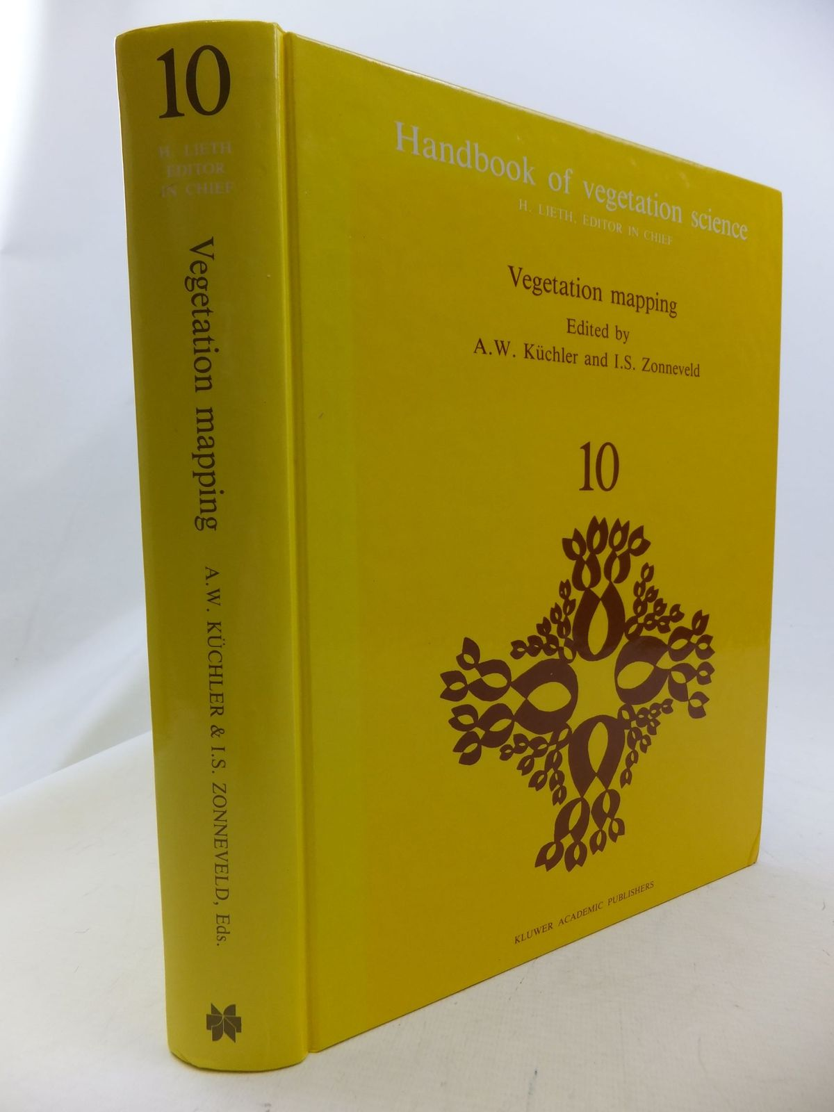 Photo of VEGETATION MAPPING written by Kuchler, A.W.<br />Zonneveld, I.S. published by Kluwer Academic Publishers (STOCK CODE: 1710886)  for sale by Stella & Rose's Books