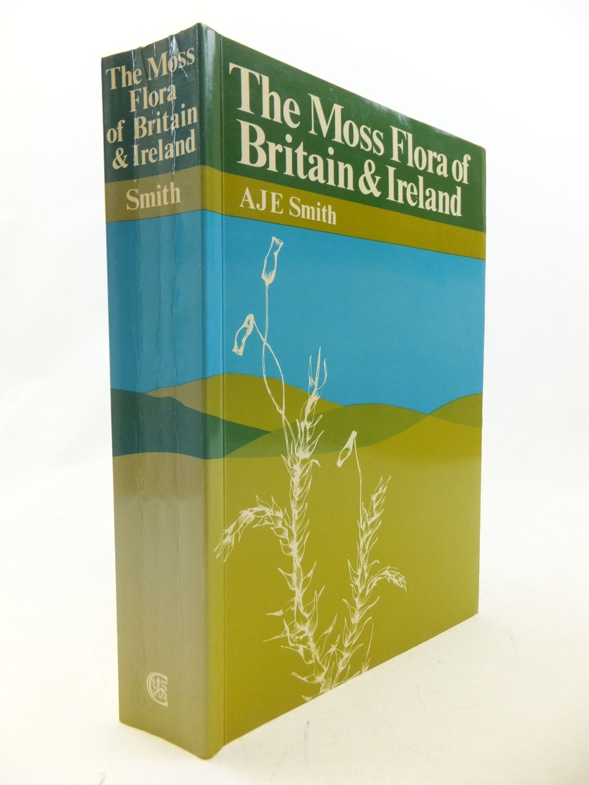 Photo of THE MOSS FLORA OF BRITAIN AND IRELAND written by Smith, A.J.E. illustrated by Smith, Ruth published by Cambridge University Press (STOCK CODE: 1710894)  for sale by Stella & Rose's Books