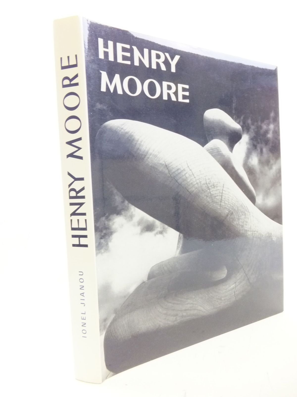 Photo of HENRY MOORE written by Jianou, Ionel illustrated by Moore, Henry published by Arted, Editions D'Art (STOCK CODE: 1710910)  for sale by Stella & Rose's Books