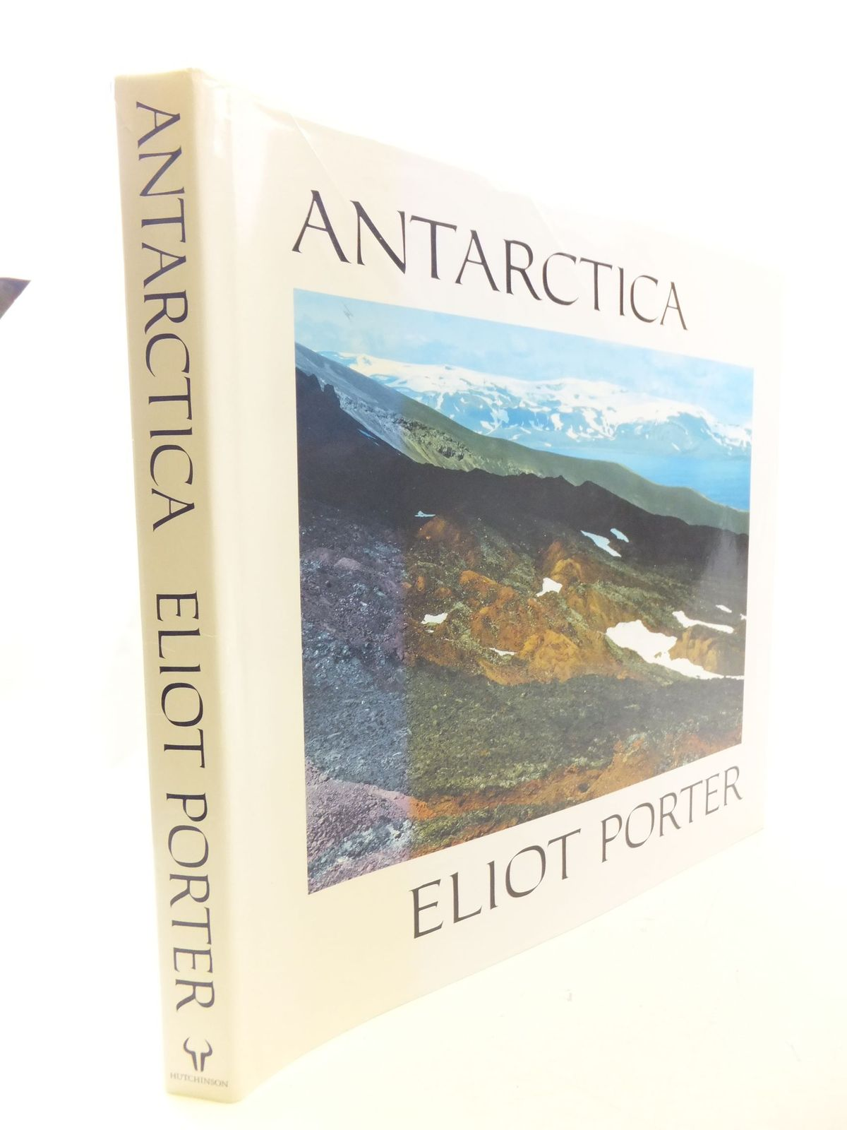 Photo of ANTARCTICA written by Porter, Eliot published by Hutchinson of London (STOCK CODE: 1710916)  for sale by Stella & Rose's Books
