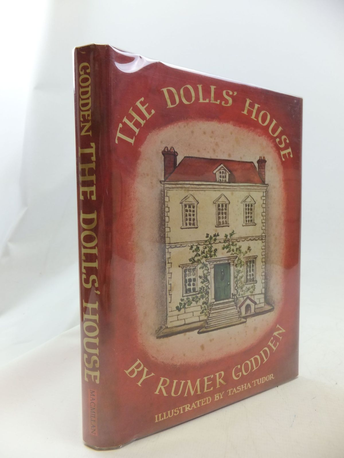 Photo of THE DOLLS' HOUSE written by Godden, Rumer illustrated by Tudor, Tasha published by Macmillan & Co. Ltd. (STOCK CODE: 1710930)  for sale by Stella & Rose's Books