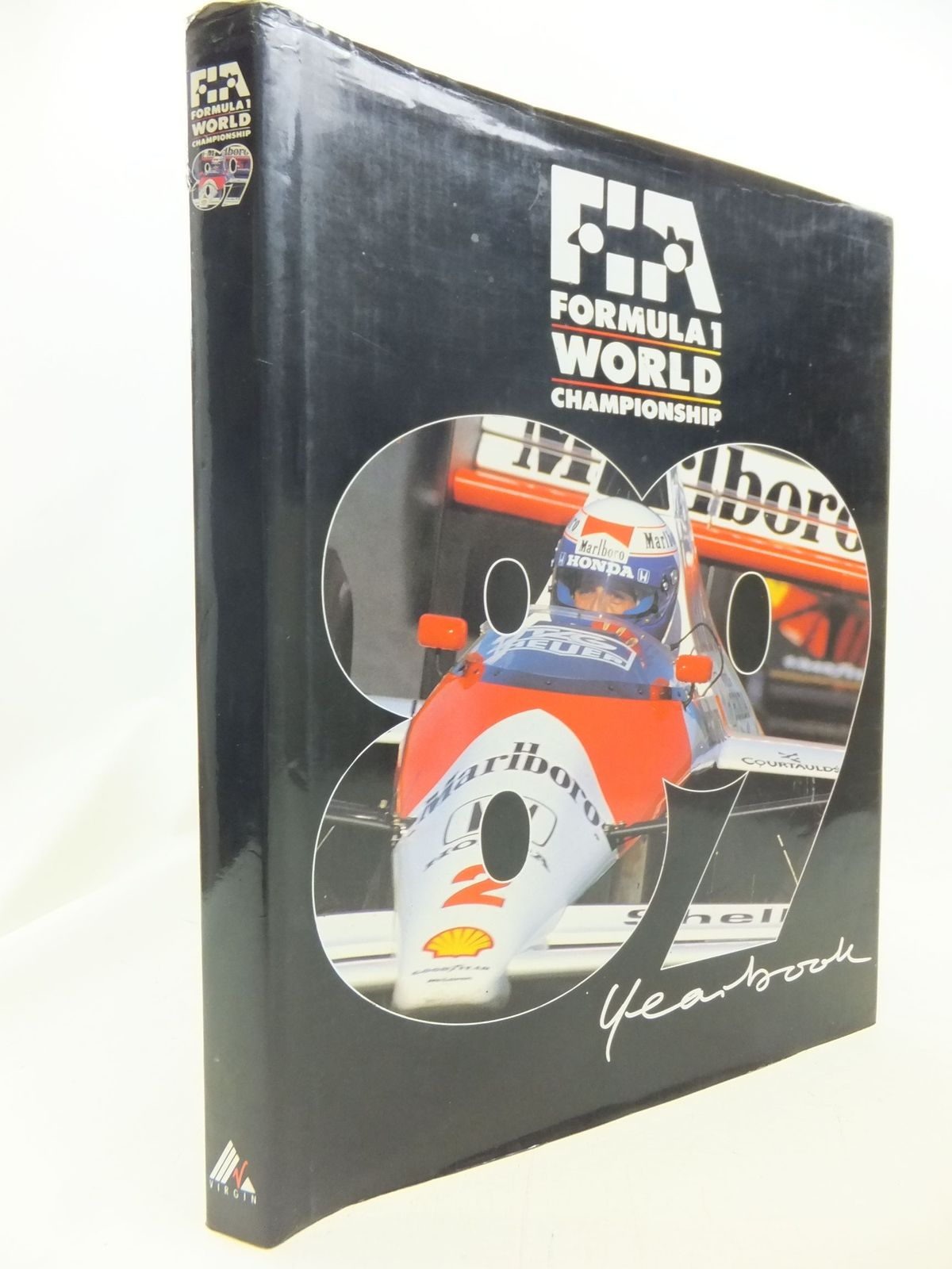 Photo of FIA FORMULA 1 WORLD CHAMPIONSHIP published by Virgin Books (STOCK CODE: 1711278)  for sale by Stella & Rose's Books