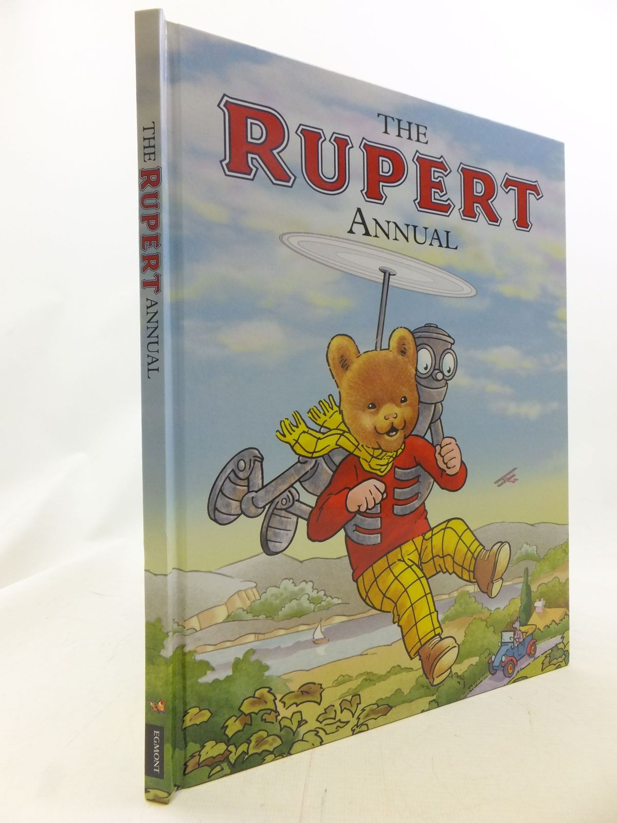 Photo of RUPERT ANNUAL 2011 written by Bestall, Alfred<br />Harwood, Beth illustrated by Bestall, Alfred<br />Trotter, Stuart published by Egmont Uk Limited (STOCK CODE: 1711311)  for sale by Stella & Rose's Books