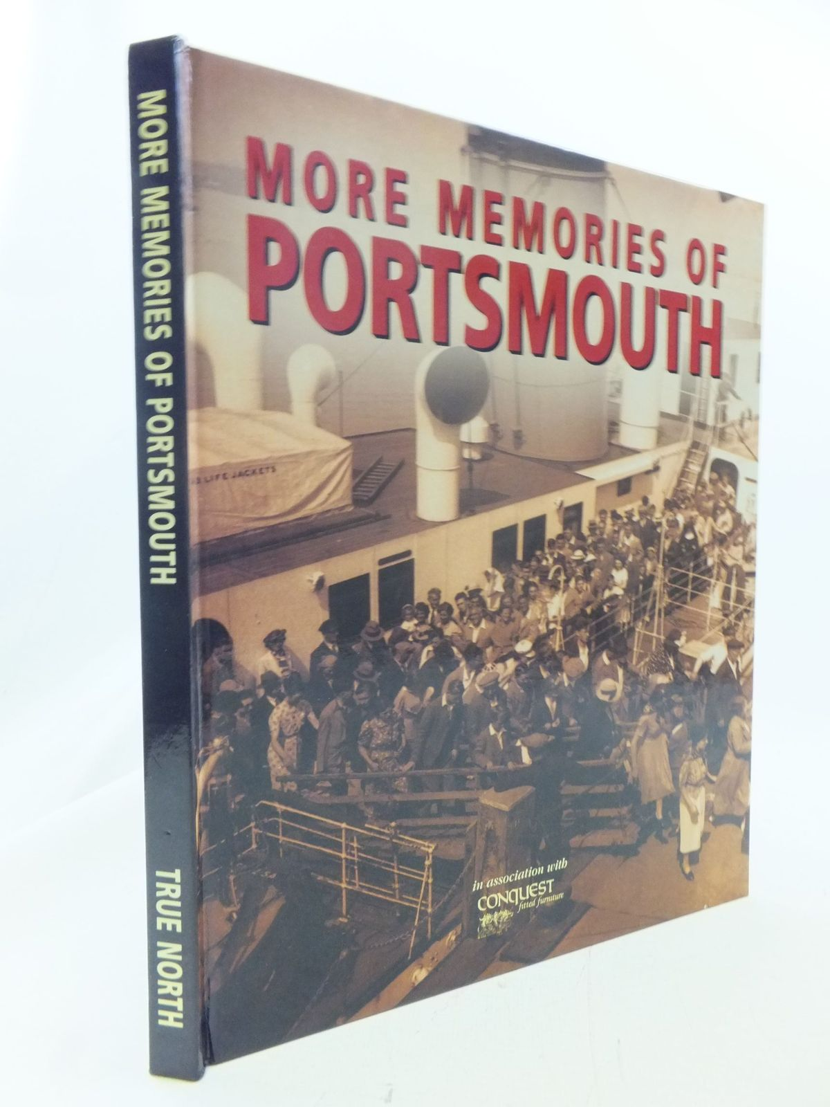 Photo of MORE MEMORIES OF PORTSMOUTH published by True North (STOCK CODE: 1711316)  for sale by Stella & Rose's Books