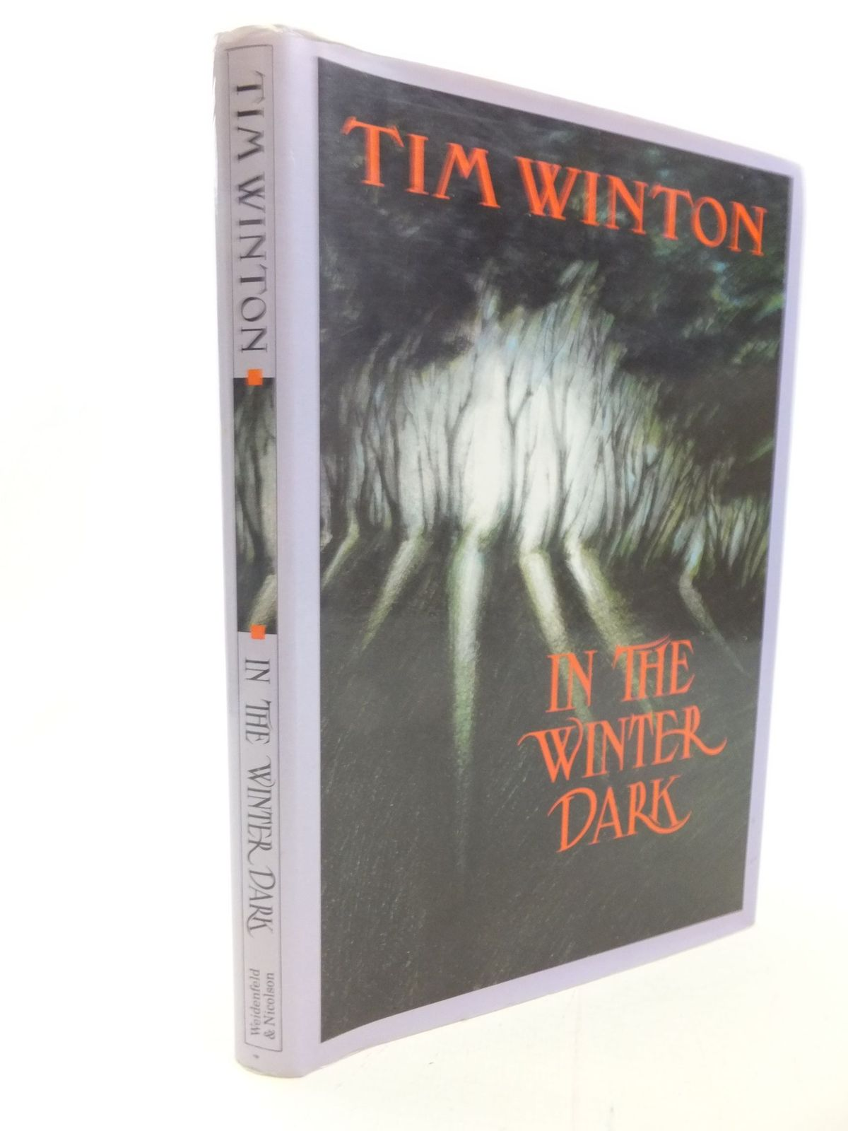 Photo of IN THE WINTER DARK written by Winton, Tim published by Weidenfeld and Nicolson (STOCK CODE: 1711352)  for sale by Stella & Rose's Books