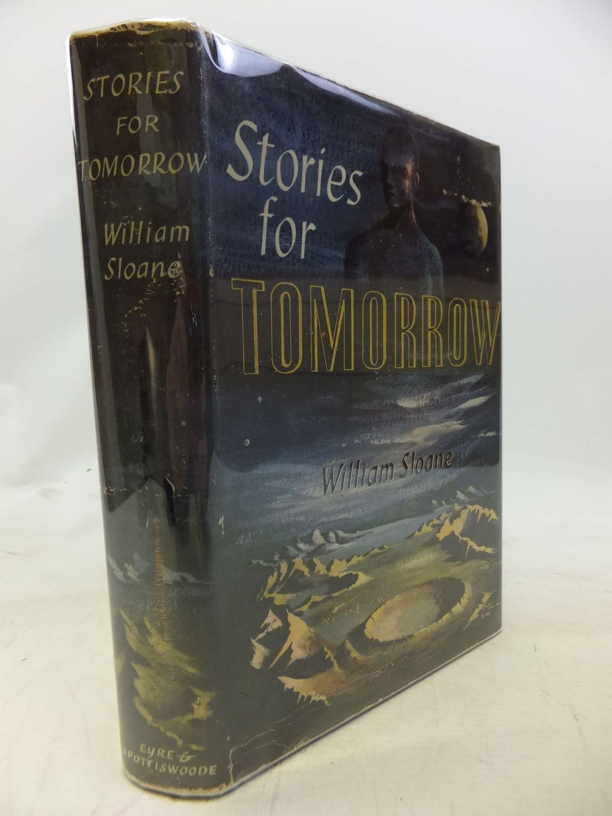 Photo of STORIES FOR TOMORROW written by Sloane, William<br />et al, published by Eyre & Spottiswoode (STOCK CODE: 1711370)  for sale by Stella & Rose's Books