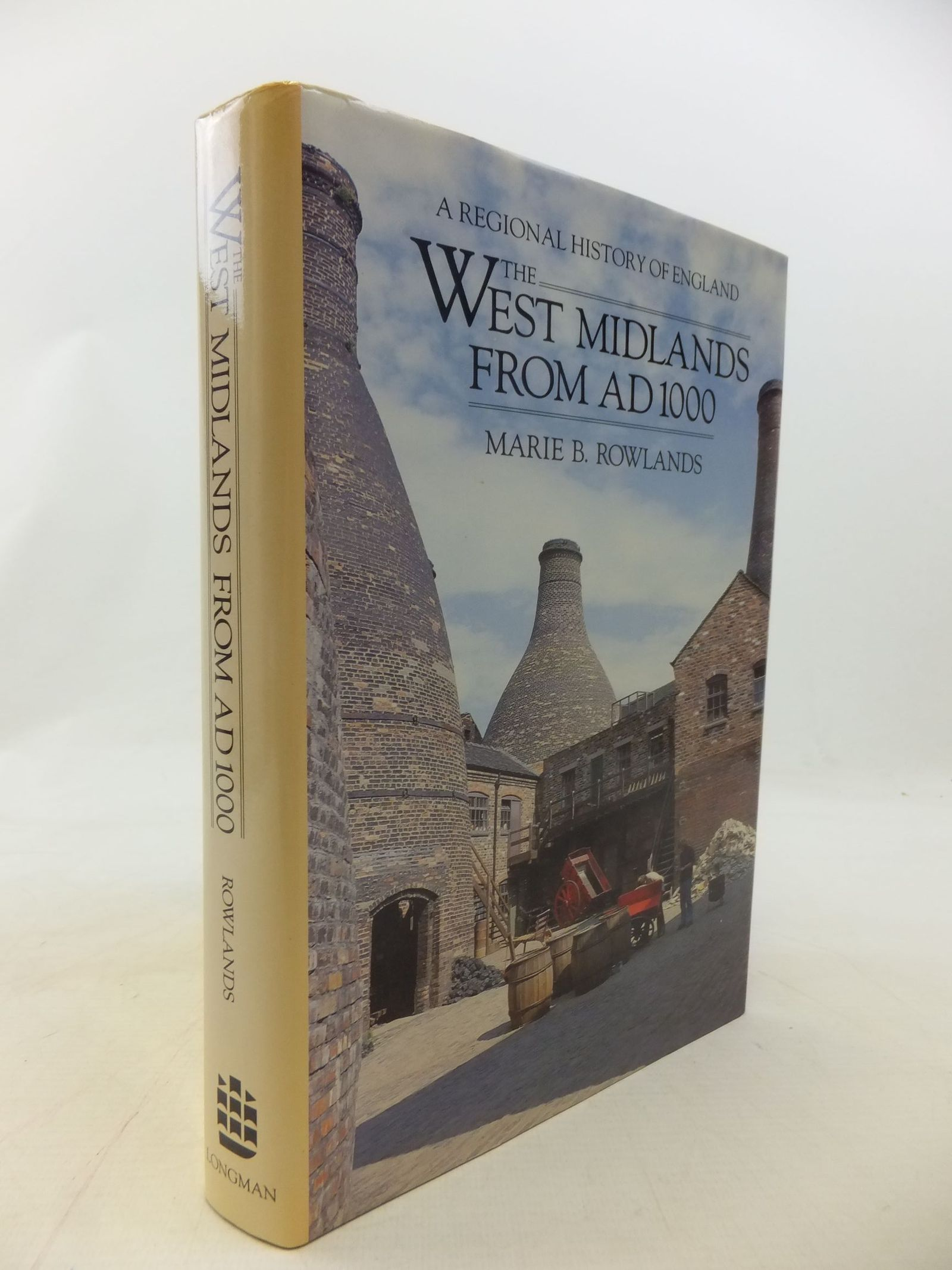 Photo of THE WEST MIDLANDS FROM AD 1000 written by Rowlands, Marie B. published by Longman (STOCK CODE: 1711512)  for sale by Stella & Rose's Books