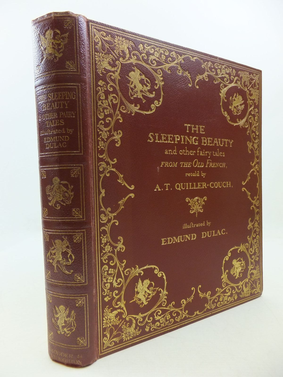 The Sleeping Beauty & Other Fairy Tales From The Old French