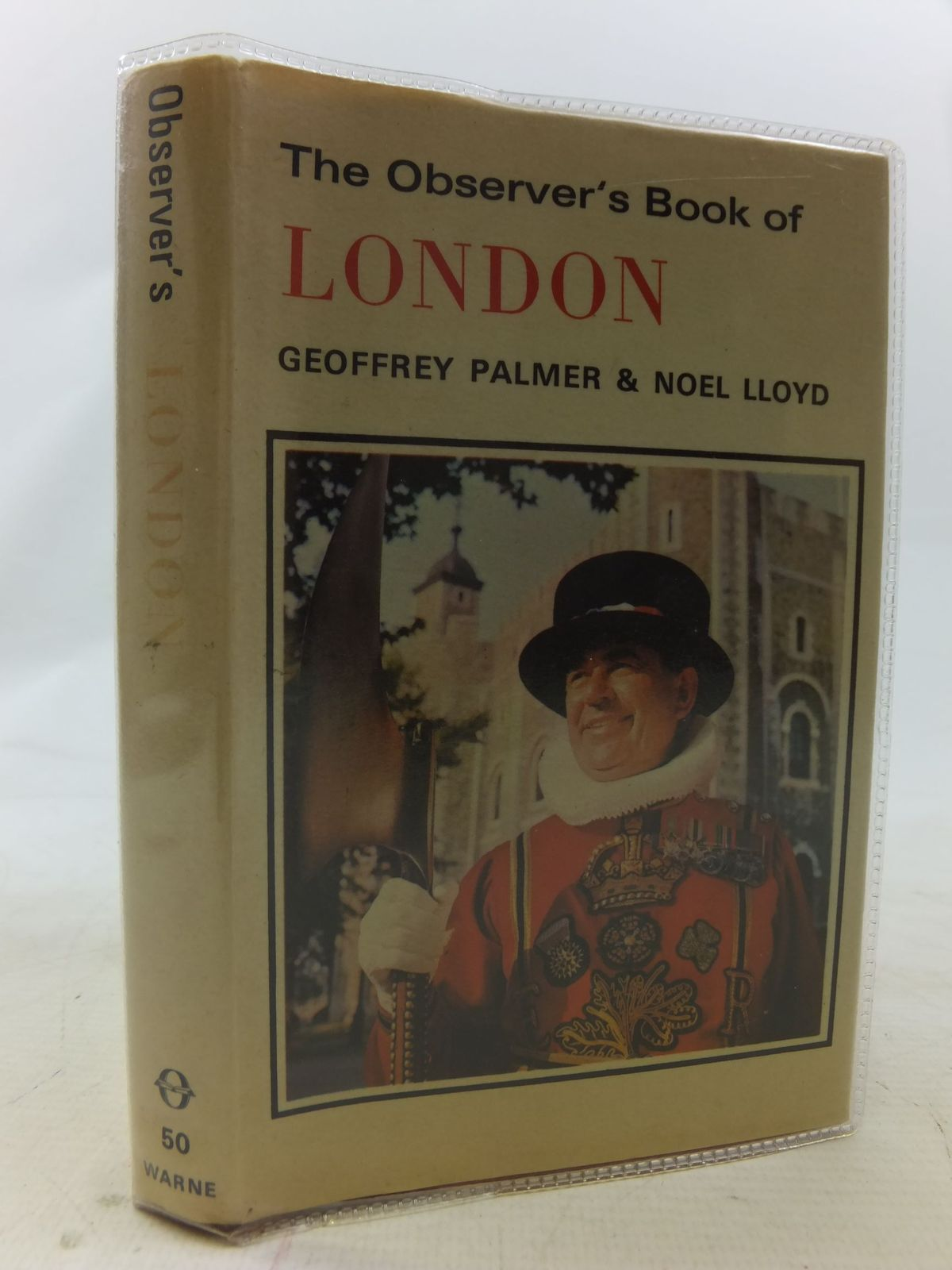 Photo of THE OBSERVER'S BOOK OF LONDON