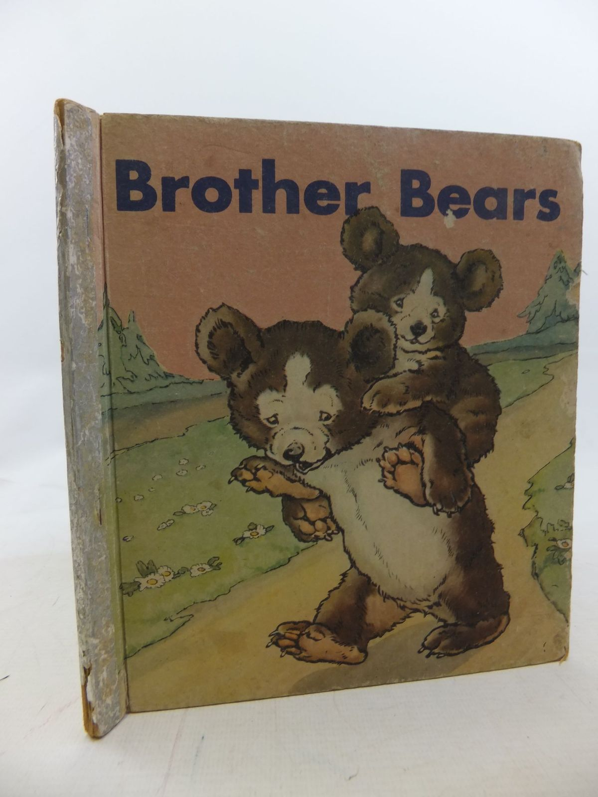 Photo of BROTHER BEARS published by Litor Publishers Ltd. (STOCK CODE: 1711686)  for sale by Stella & Rose's Books