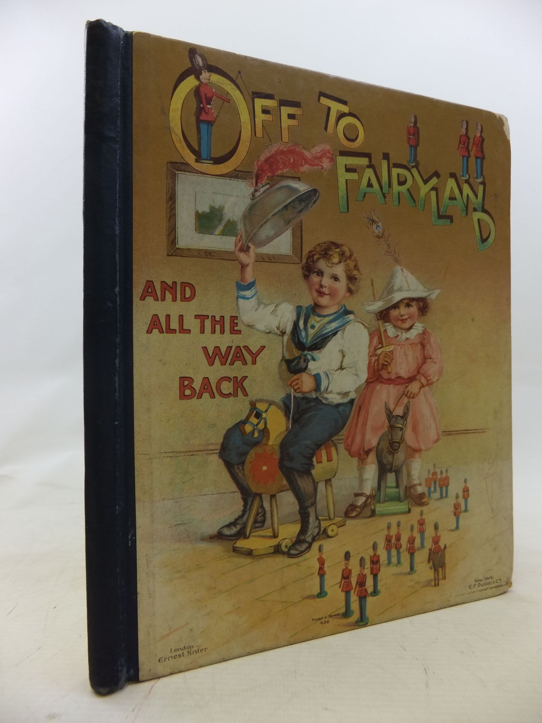 Photo of OFF TO FAIRYLAND published by Ernest Nister, E.P. Dutton & Co. (STOCK CODE: 1711823)  for sale by Stella & Rose's Books