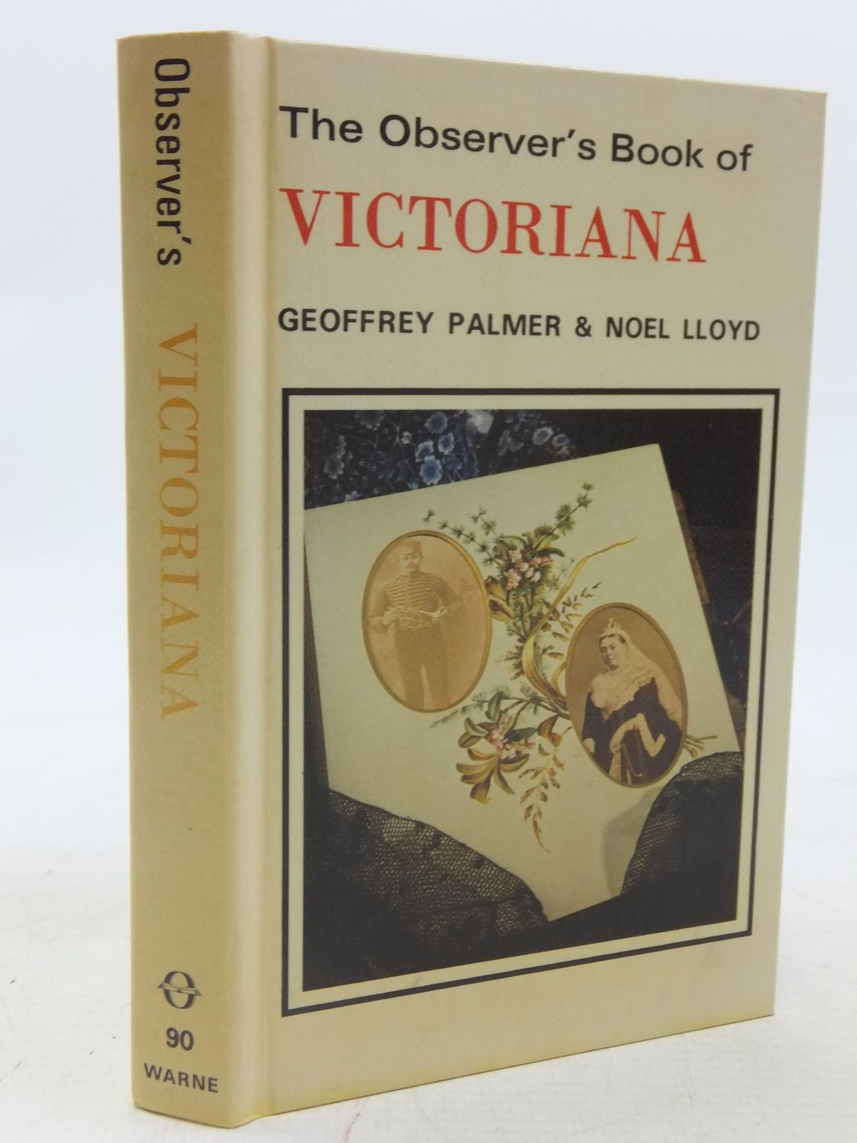 Photo of THE OBSERVER'S BOOK OF VICTORIANA