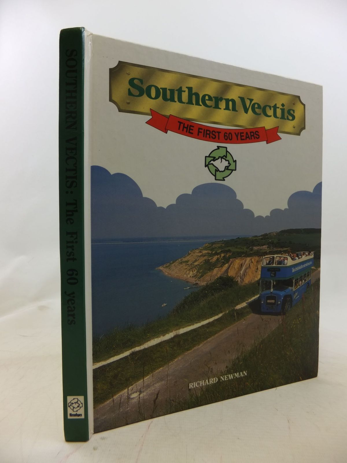Photo of SOUTHERN VECTIS THE FIRST 60 YEARS written by Newman, Richard published by Ensign Publications (STOCK CODE: 1711907)  for sale by Stella & Rose's Books