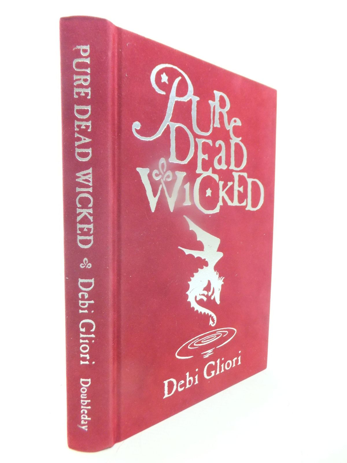 Photo of PURE DEAD WICKED written by Gliori, Debi illustrated by Gliori, Debi published by Doubleday (STOCK CODE: 1711981)  for sale by Stella & Rose's Books